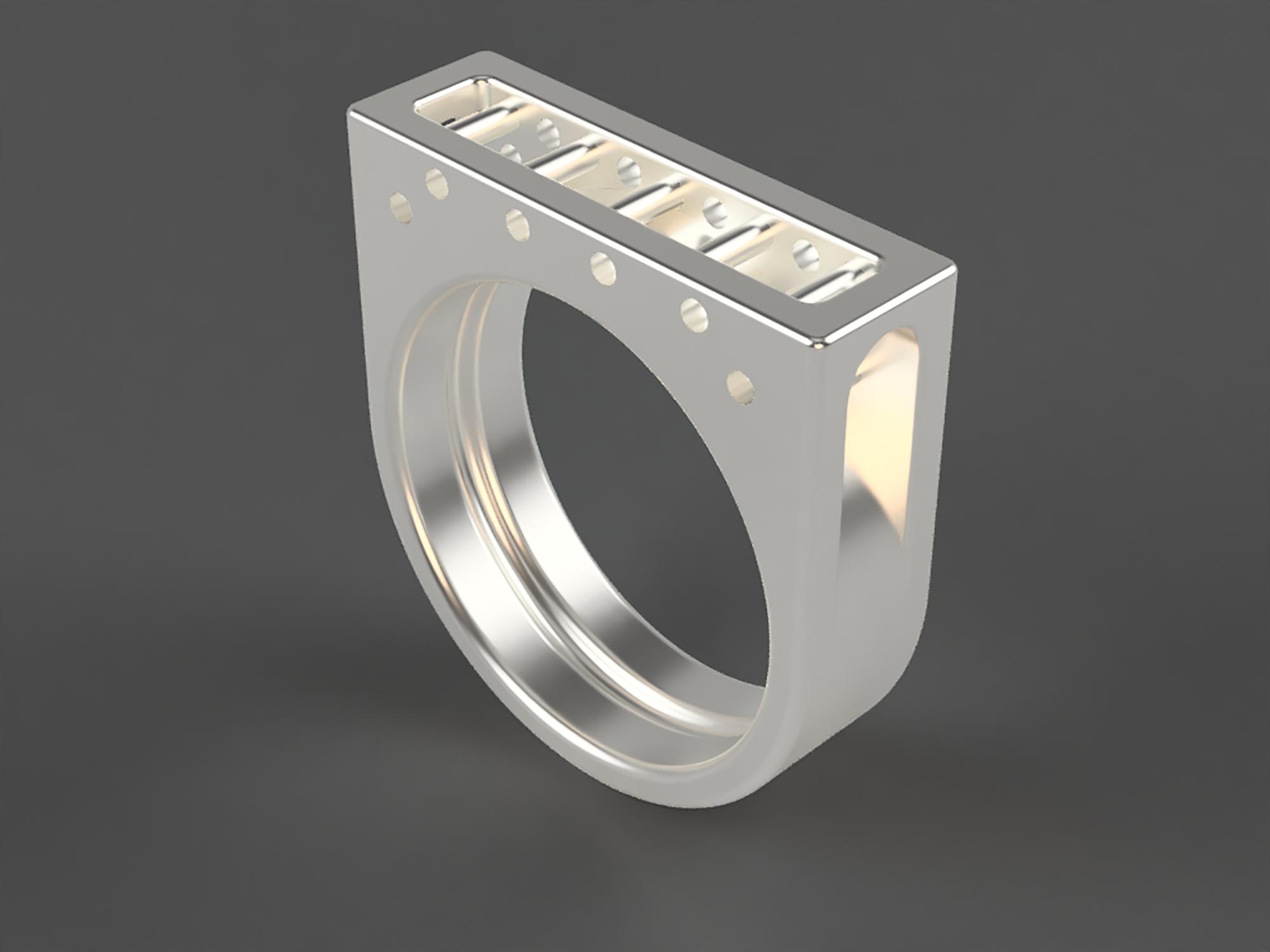 bridge two ring