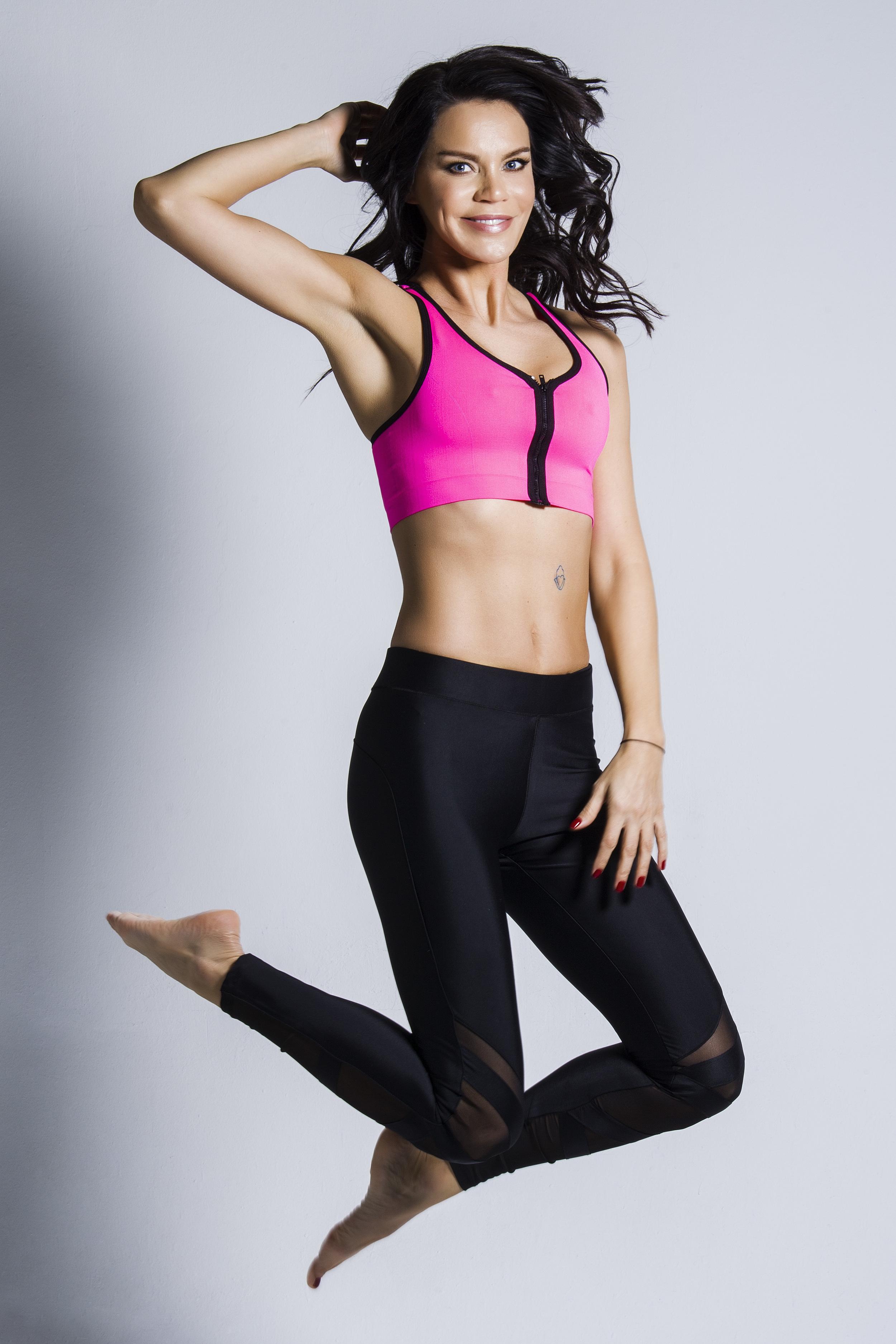 Health&Fitness Magazine 2016 Ebru Şallı