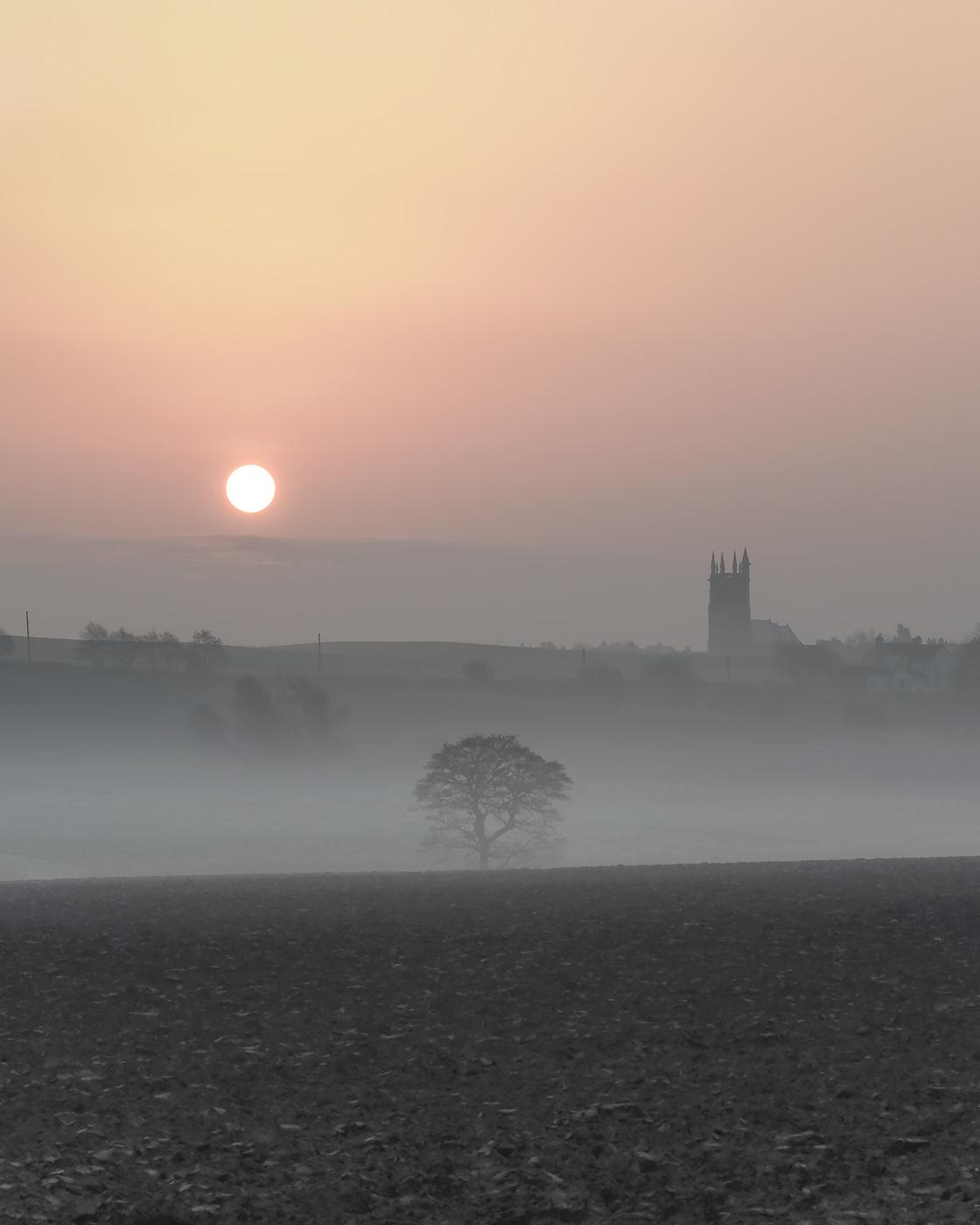 Village Dawn