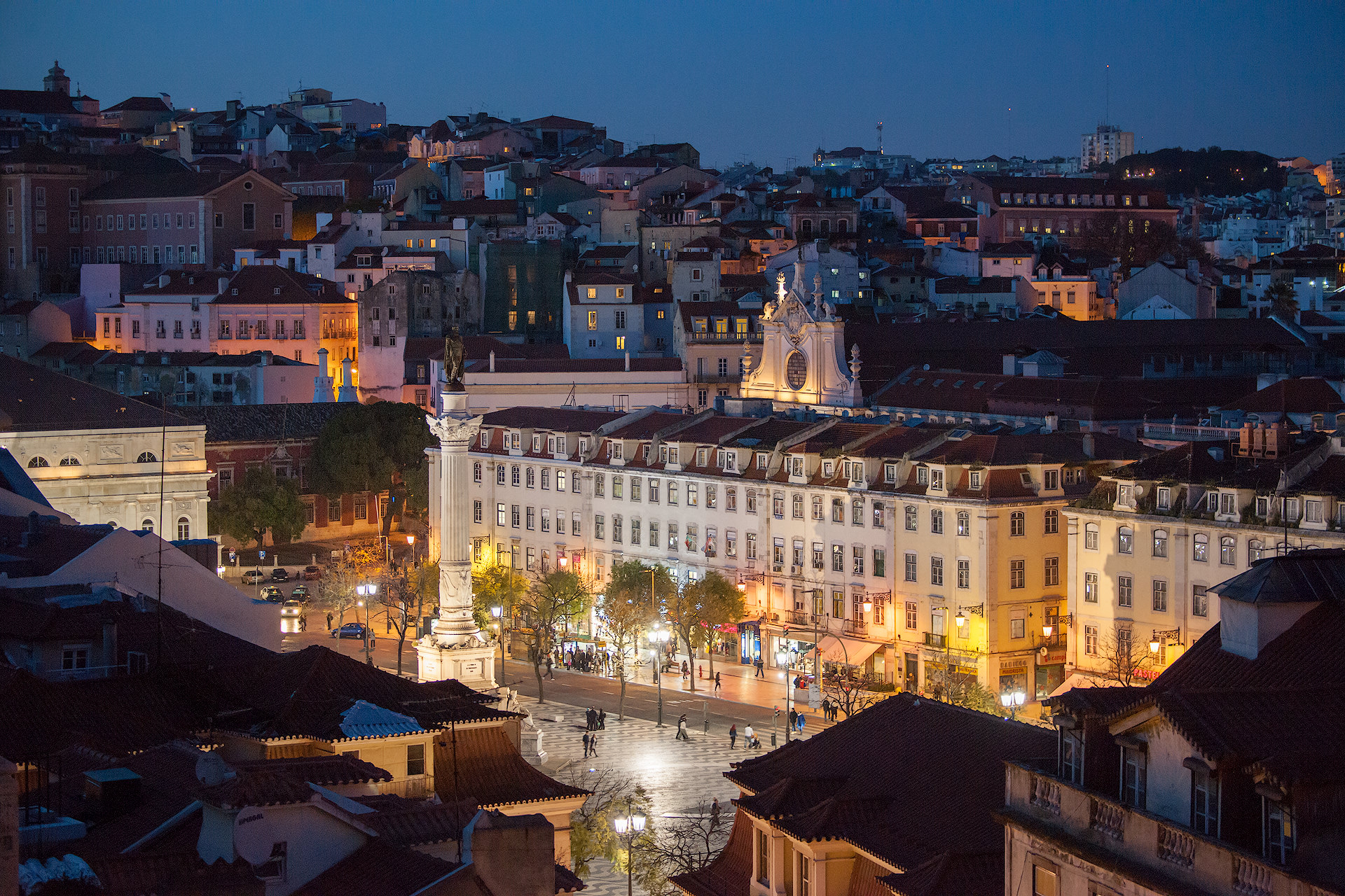 Lowry's Lisbon