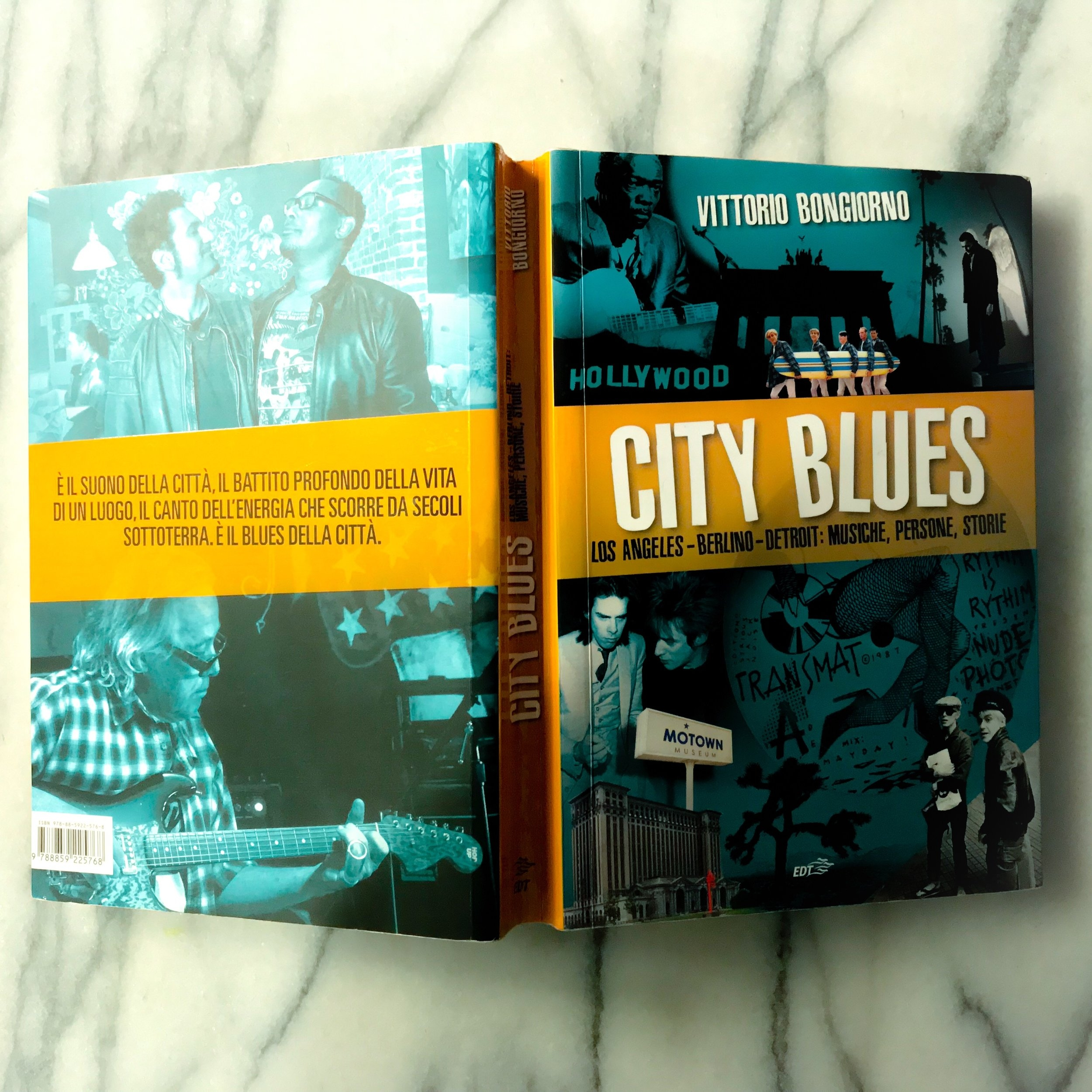 City Blues, EDT, 2016