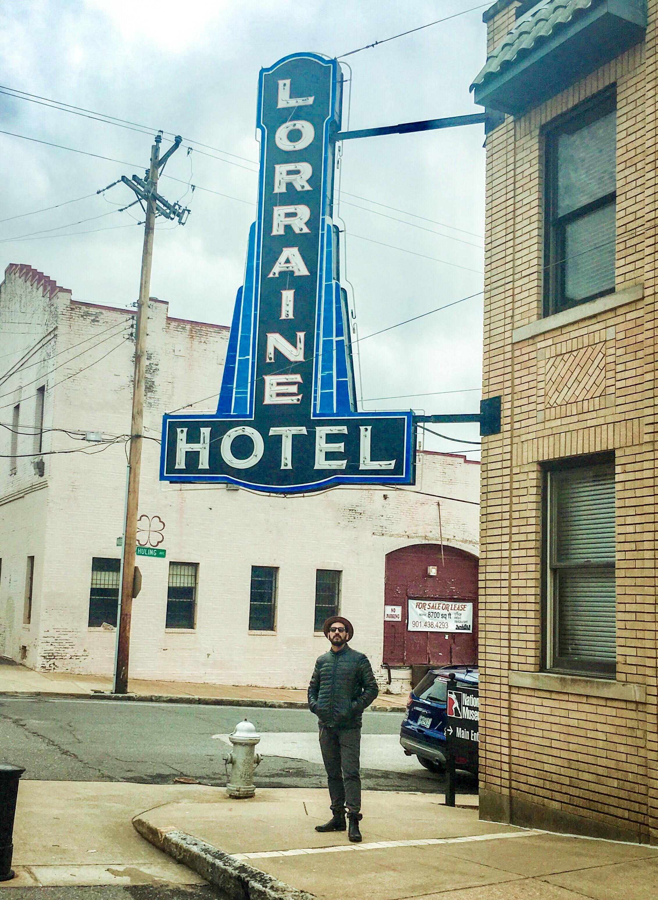 Lorraine Motel, Memphis TN, 2018