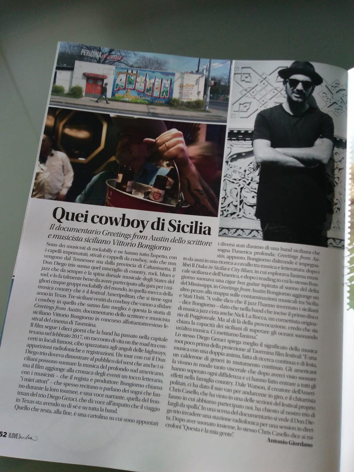I love Sicilia Agosto '18