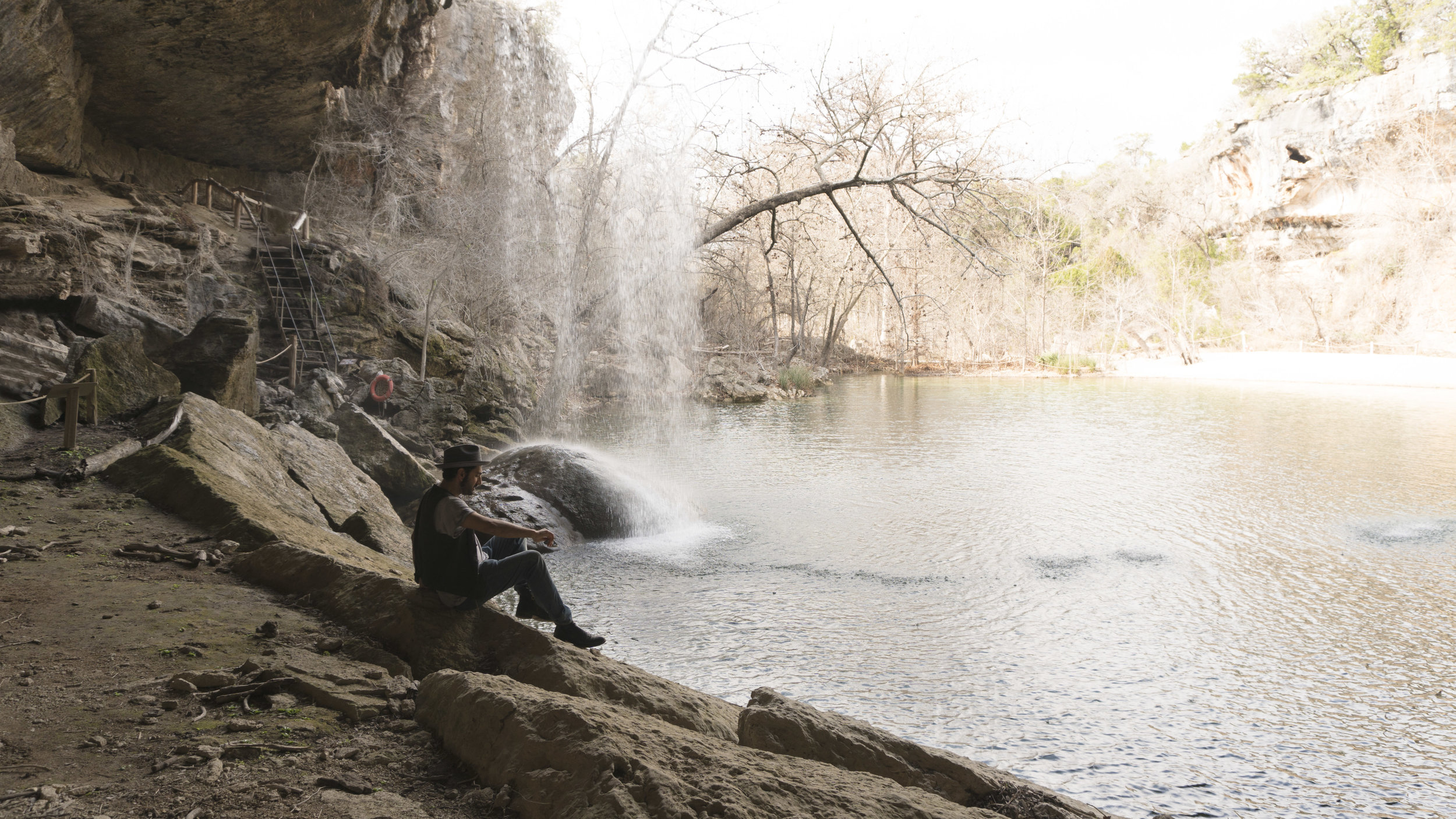 Hamilton Pool Preserve, Austin TX