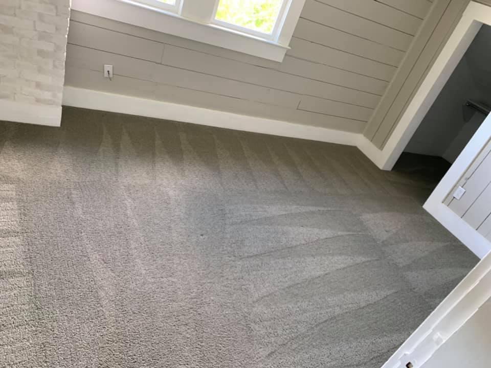 Clean floor, happy home -