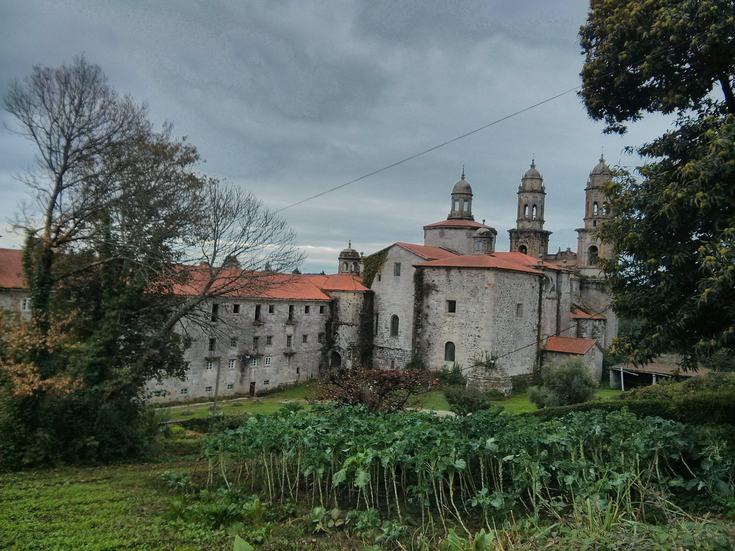 Abbey Sobrado dos Monxes, Camino Santiago de Compostela, © Anabel Roque Rodriguez