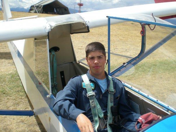 A Schweizer 2-33A - The air cadet glider of choice