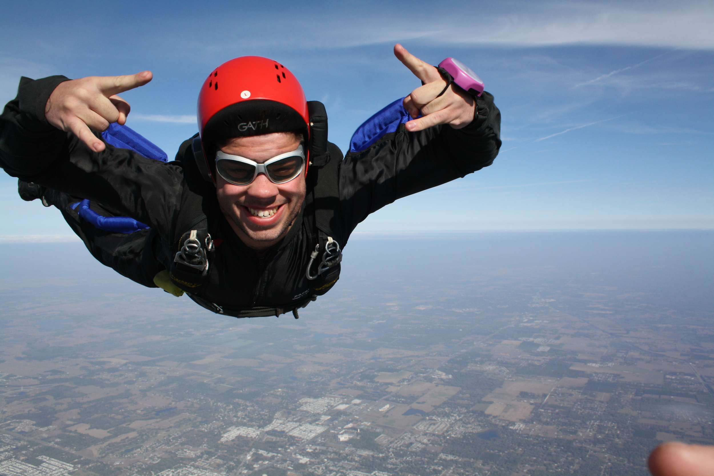 Solo License Skydiving