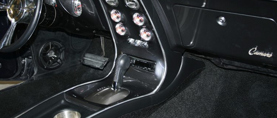 Late model OEM shifter conversion