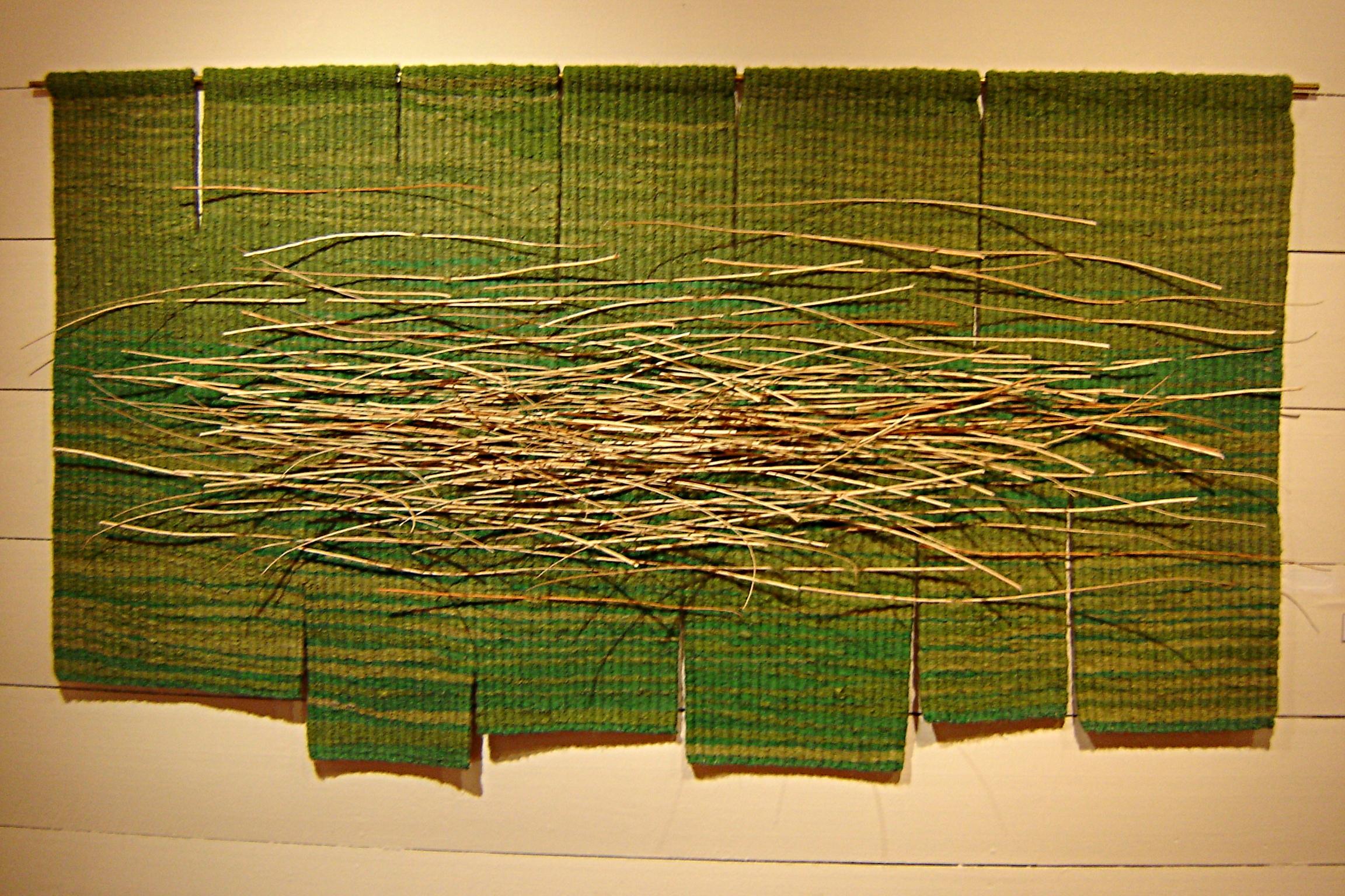 2004  Mimbre blanco  1.90 x 1.10 mt