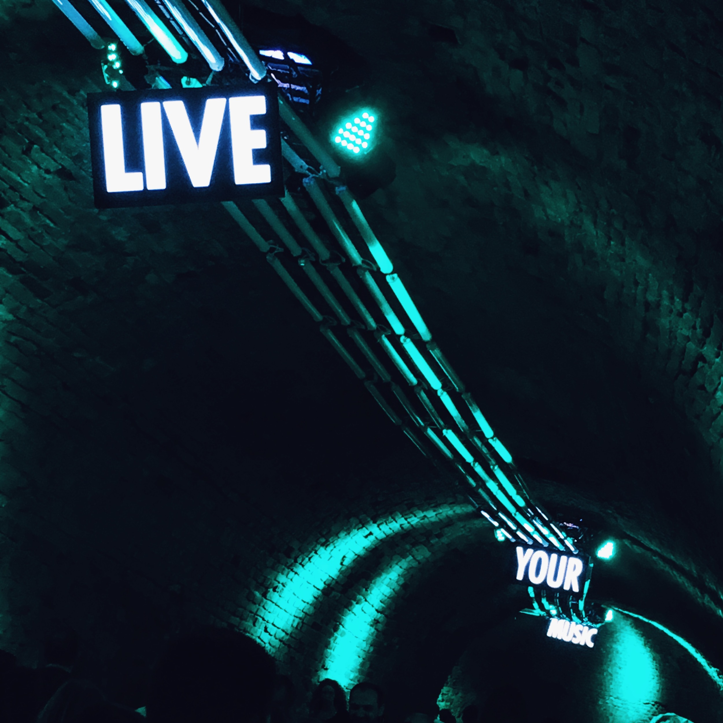 Live. Your. Music.