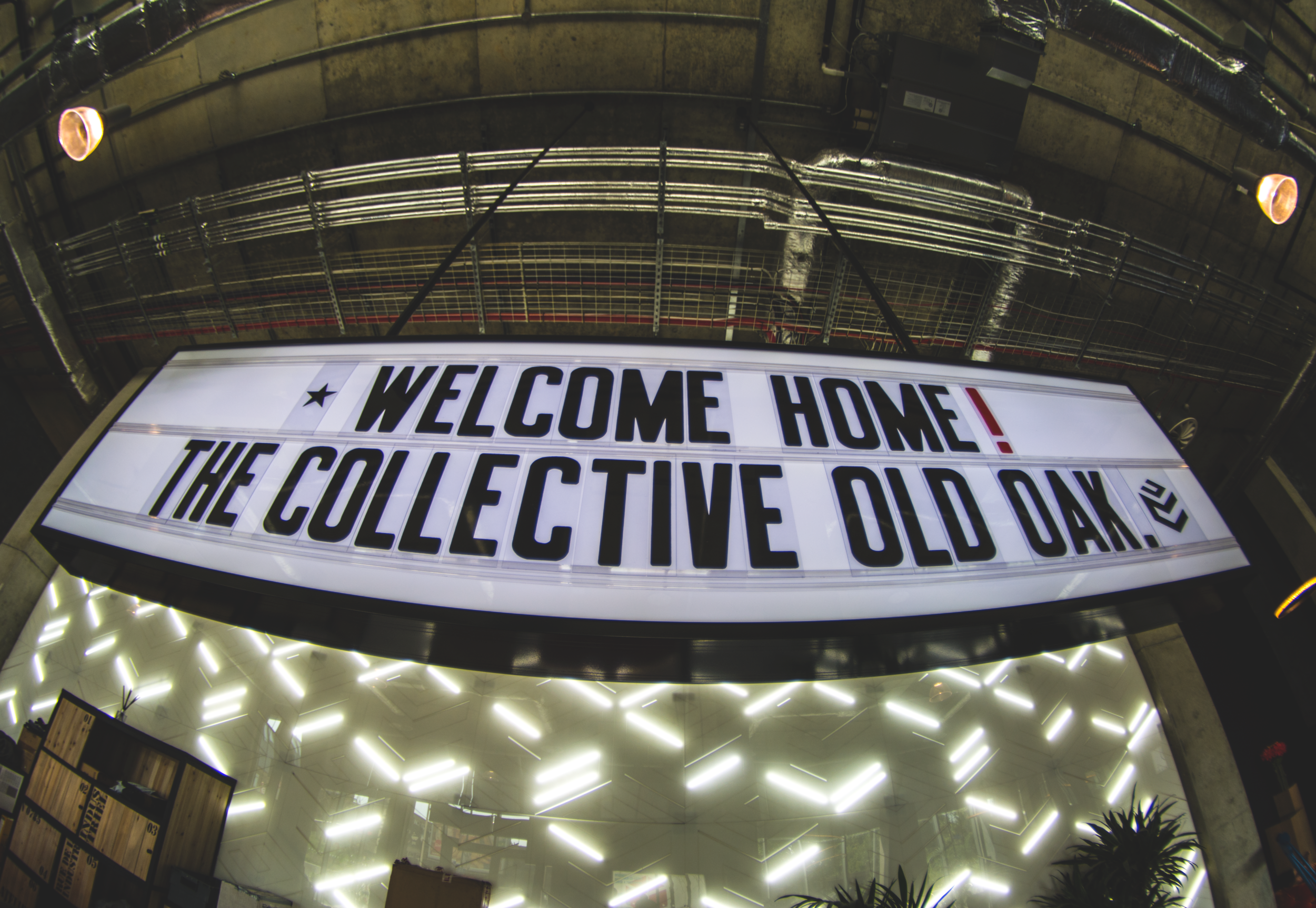 Welcome Home Sign!