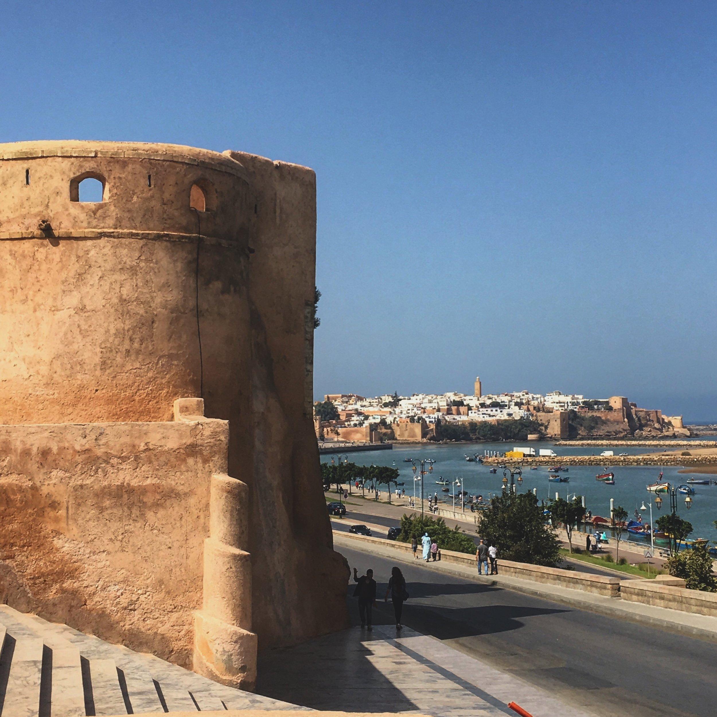 Seaside in Rabat