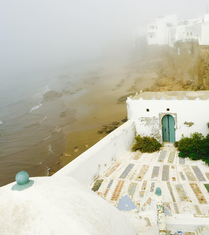 Fog in Asilah