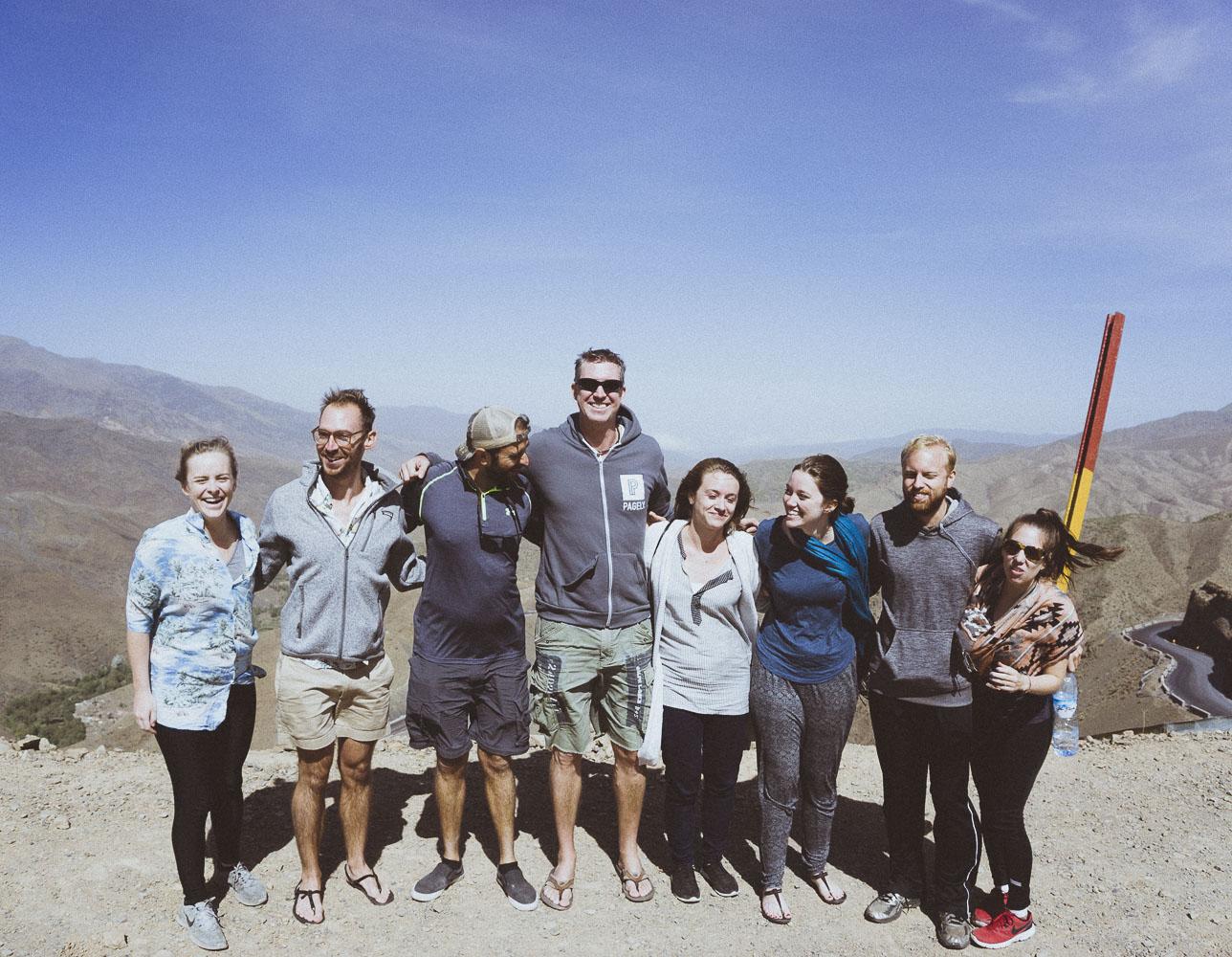 Sahara Crew.