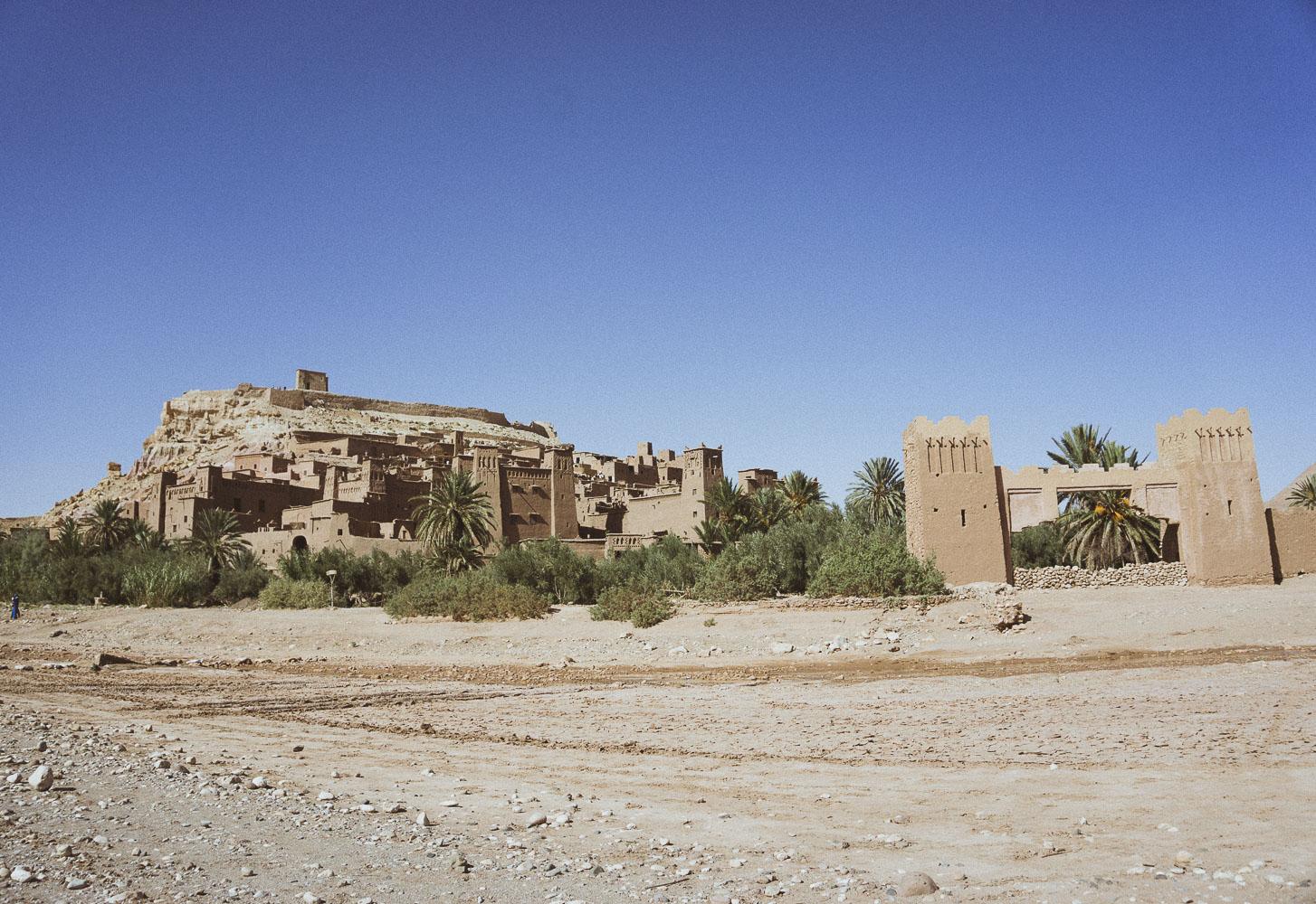 Village of Arabia.