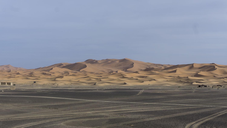 Road to Sahara
