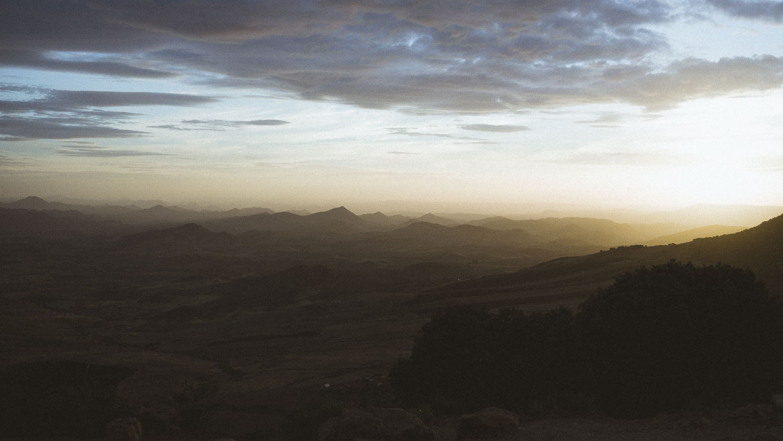 Atlas Mountains.