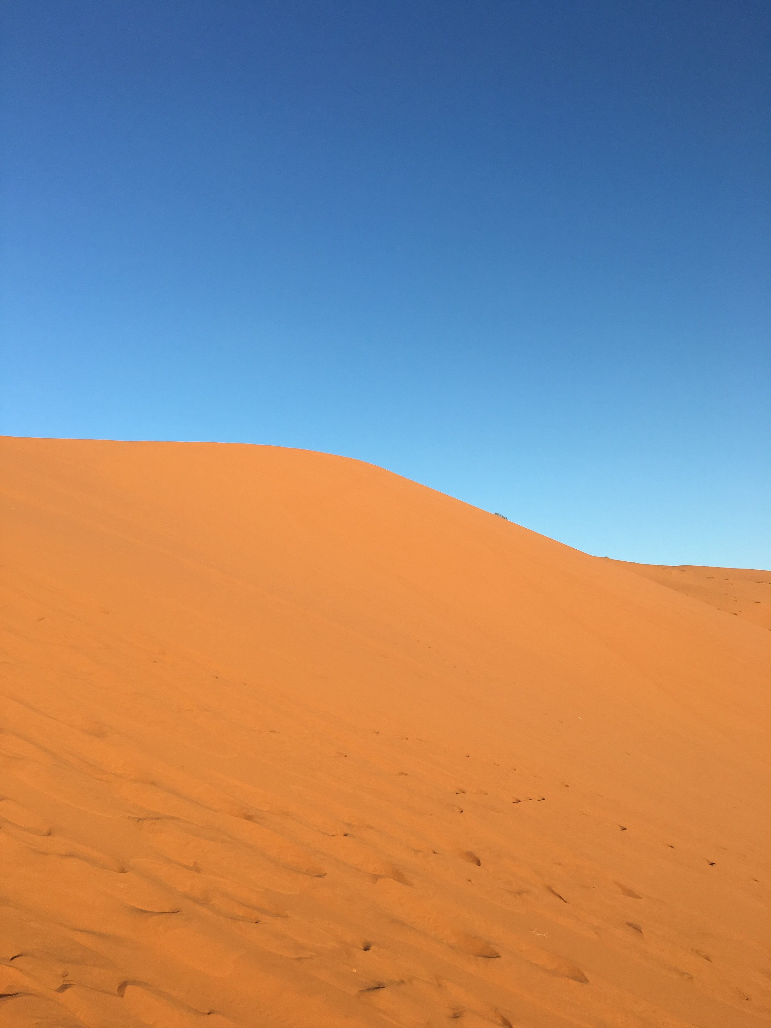 The Sand.