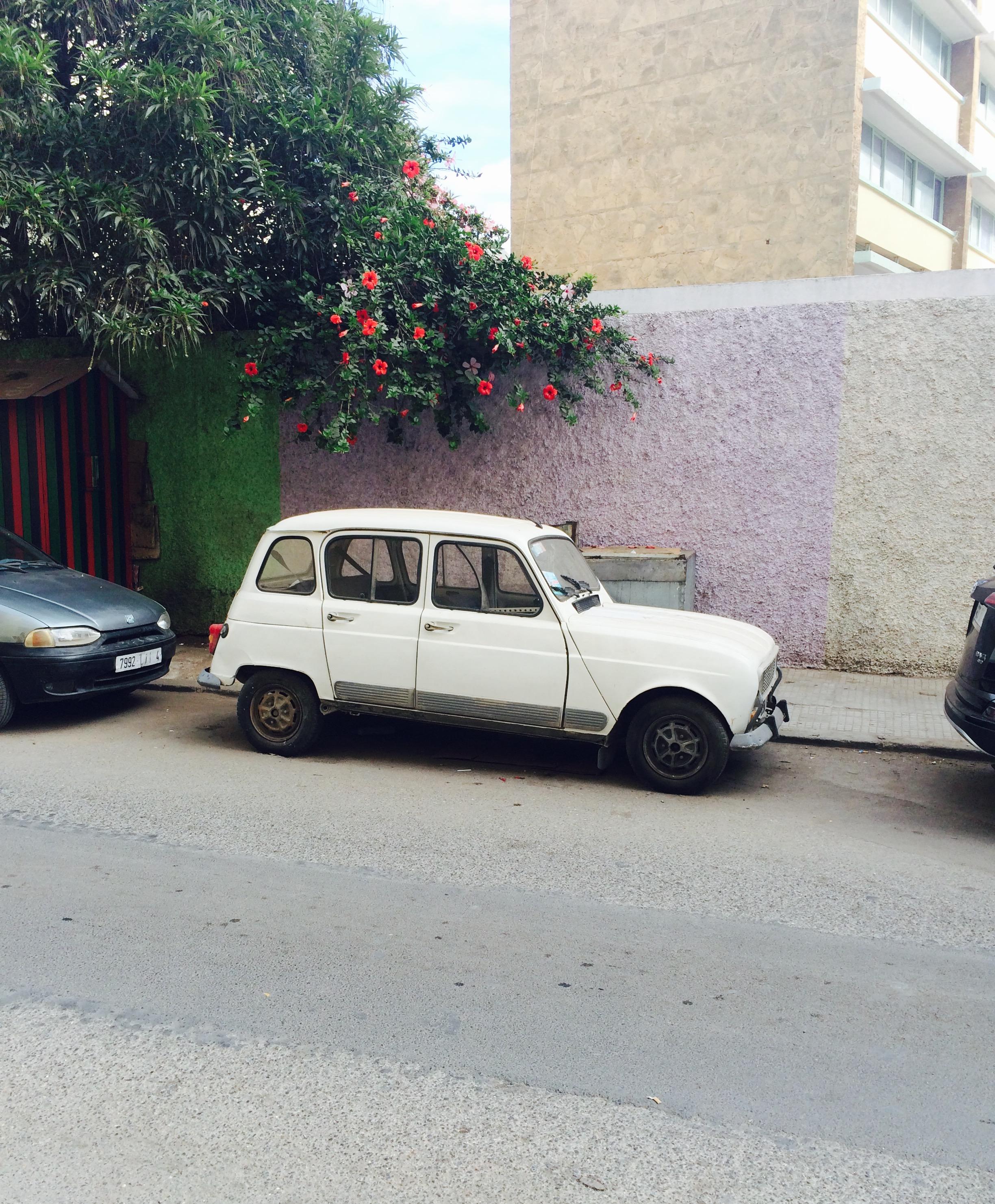 Cars of Rabat.