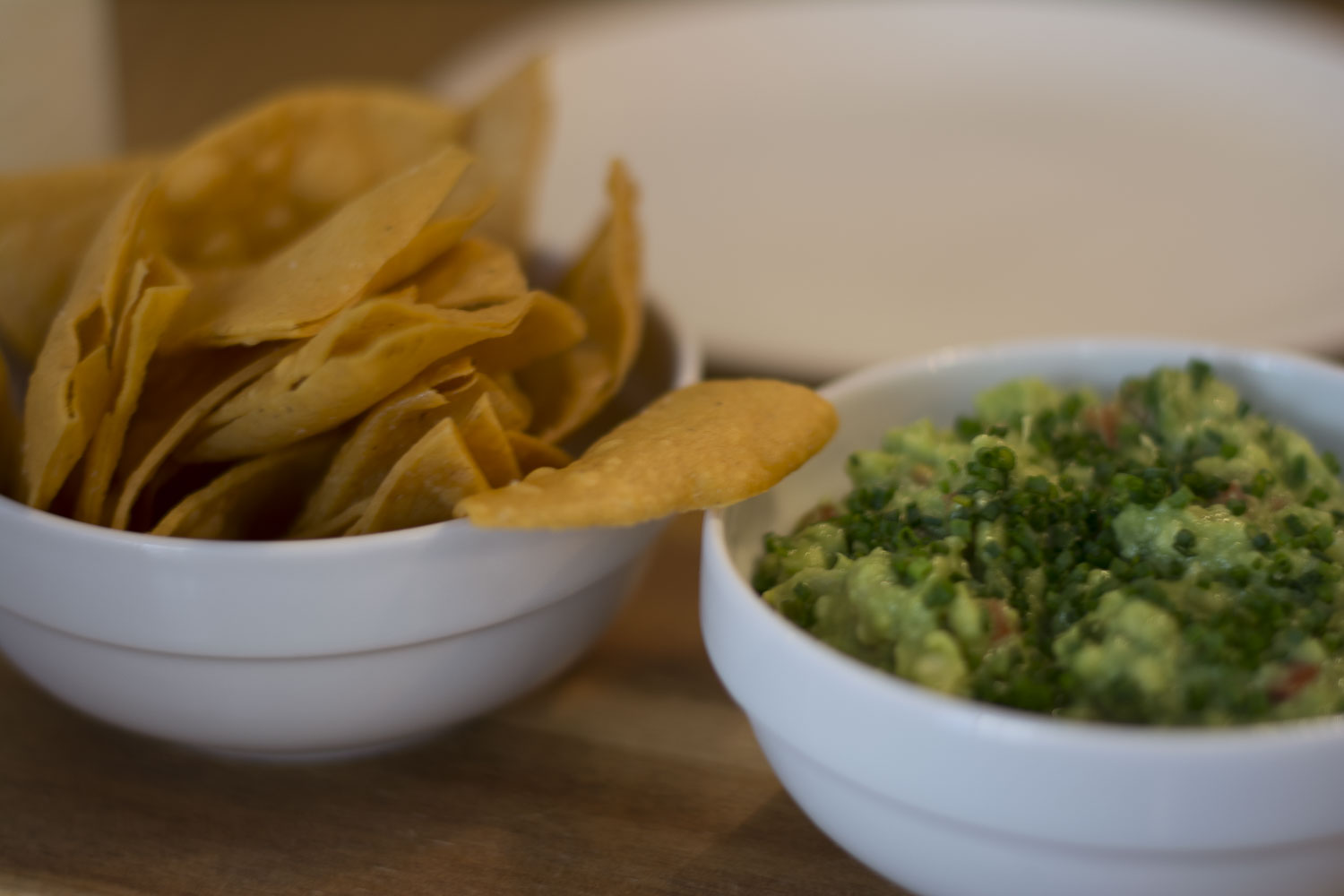 Chips and Guac.
