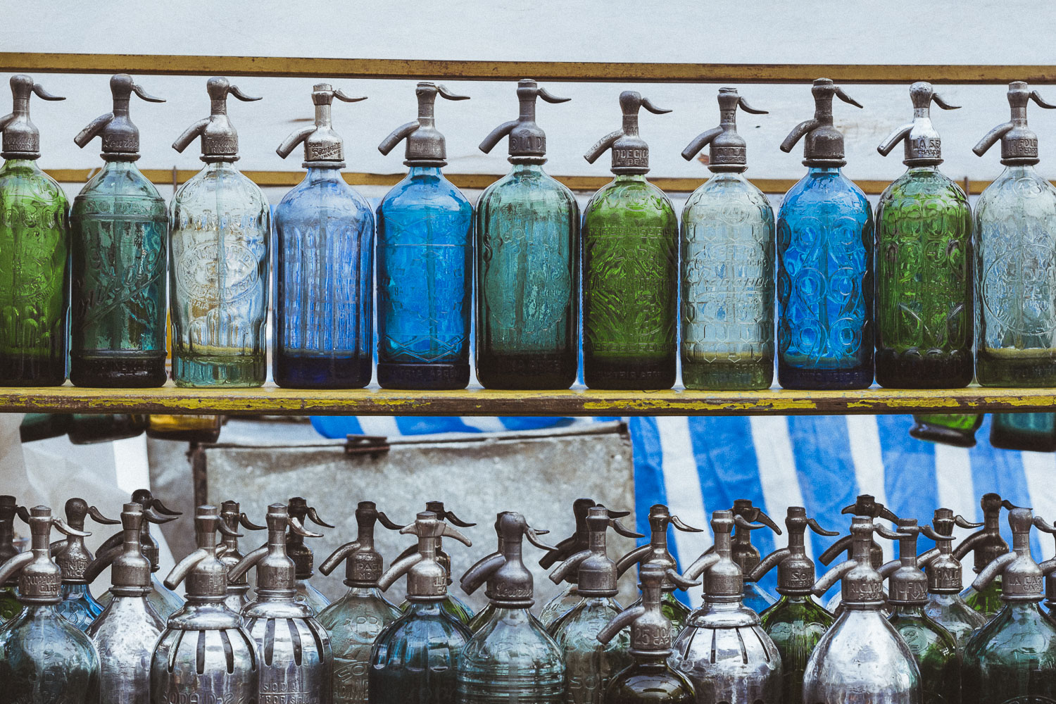 San Telmo Market - A walk through one of Buenos Aires most famous Sunday Markets.