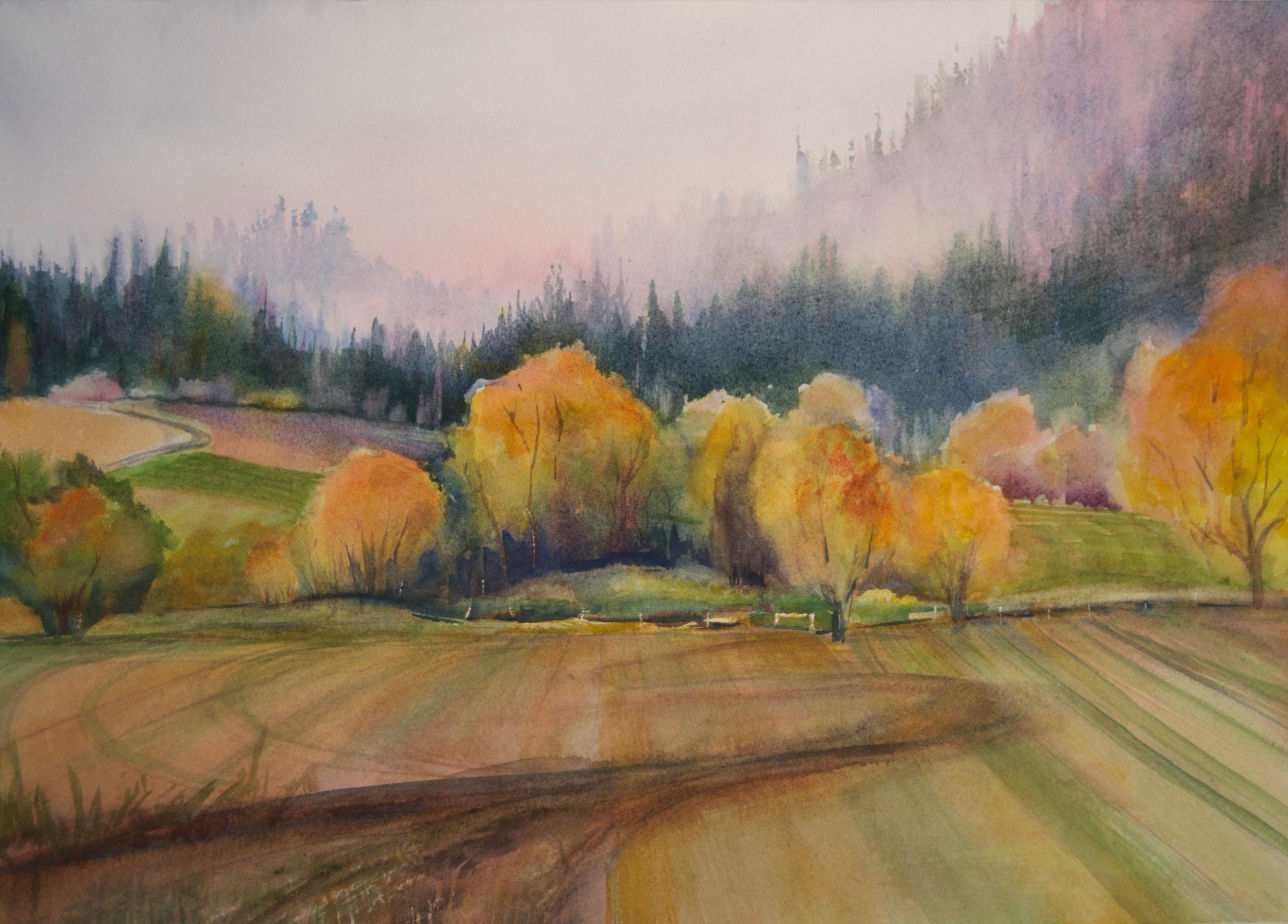 Yamhill Valley Mist