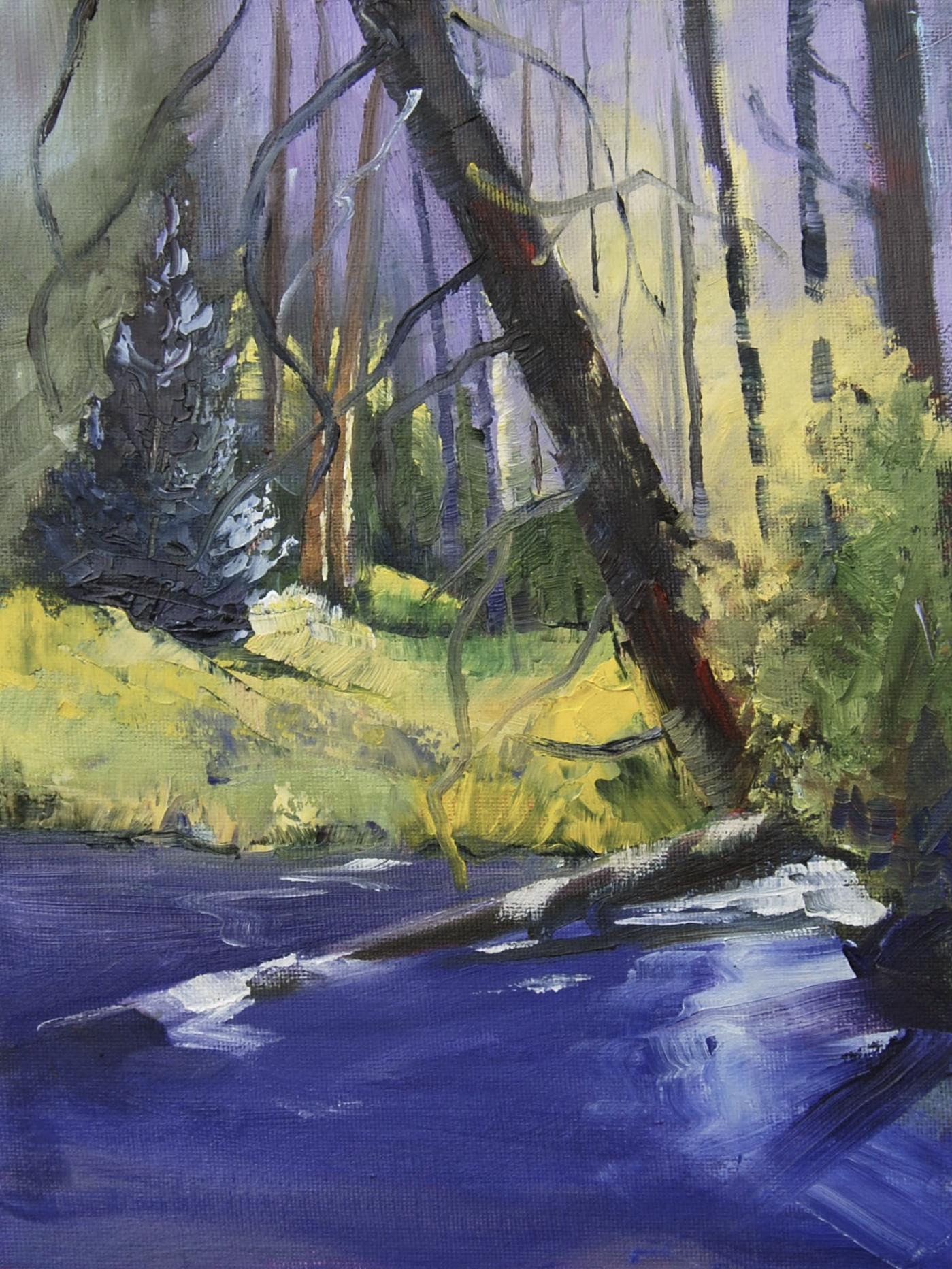 Deschutes Woods