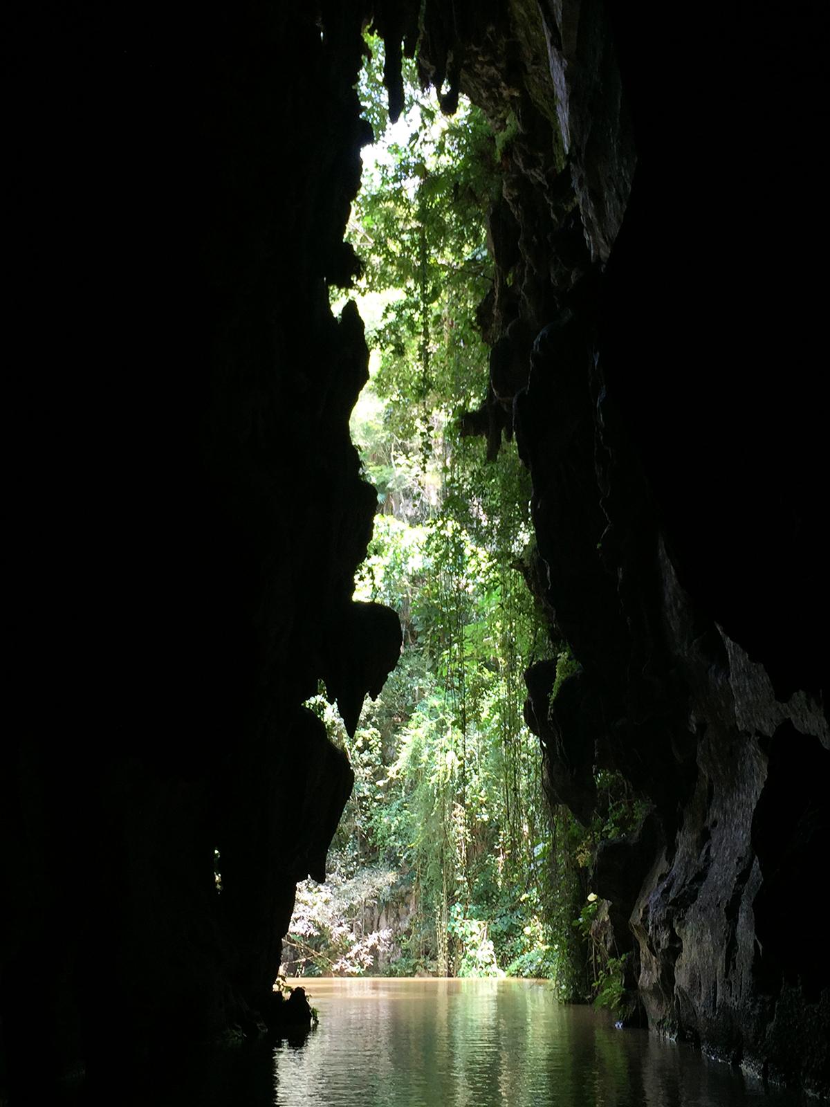 Vinales Valley Cuba cave exit travel.jpg