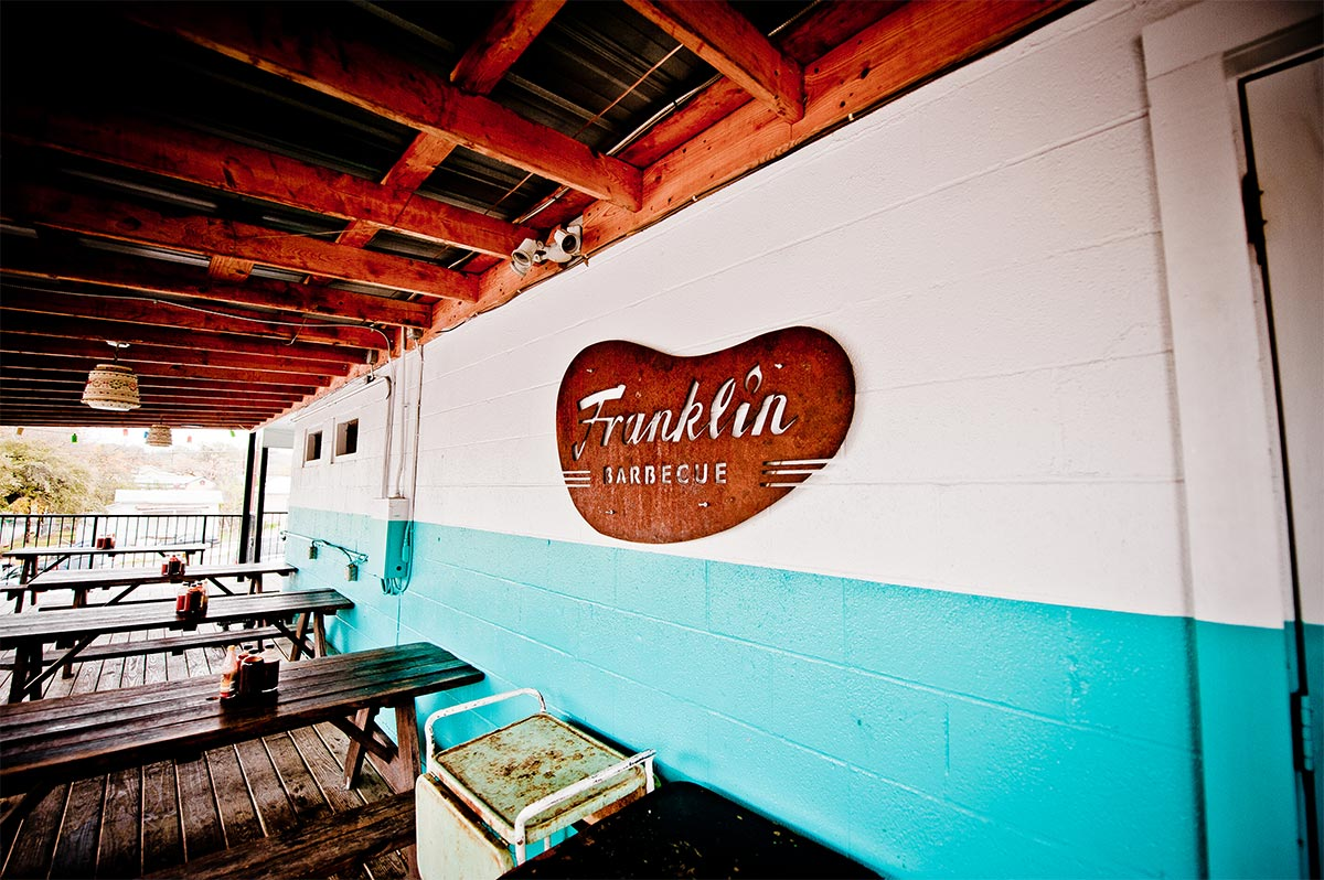 Austin Texas Franklin BBQ Exterior