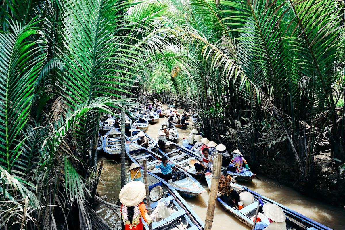 Vietnam's Mekong Highway