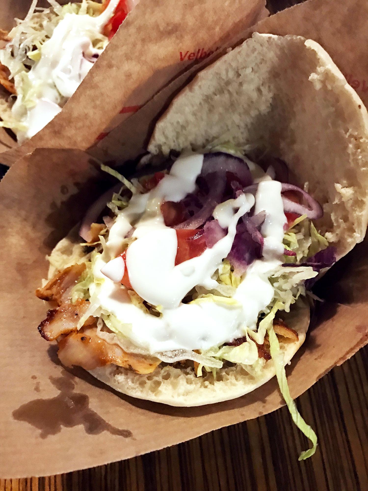 Kosk Kebab