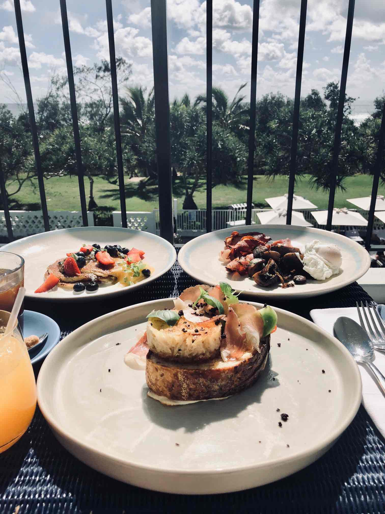 Breakfast with a View| Halcyon House