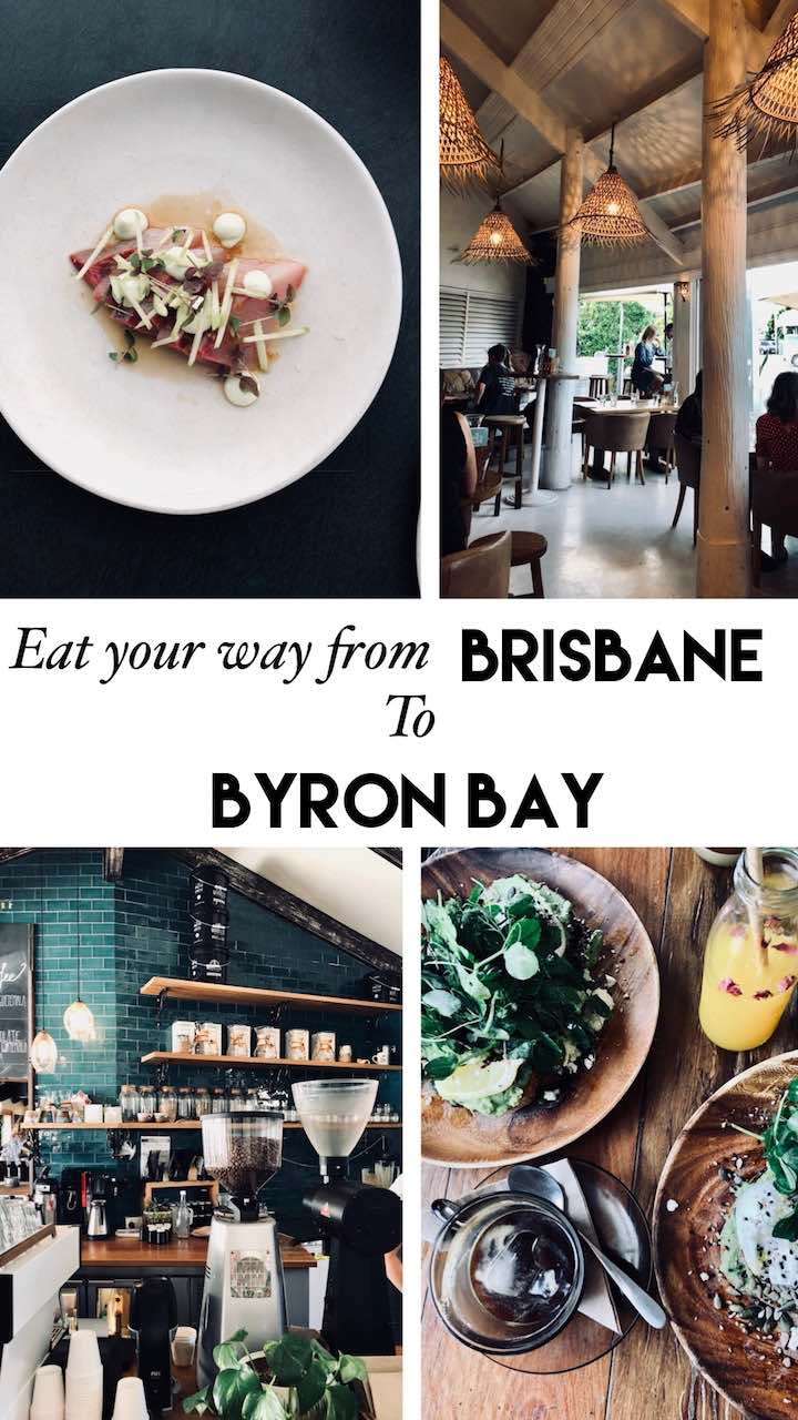 Eat Your Way From Brisbane to Byron Bay