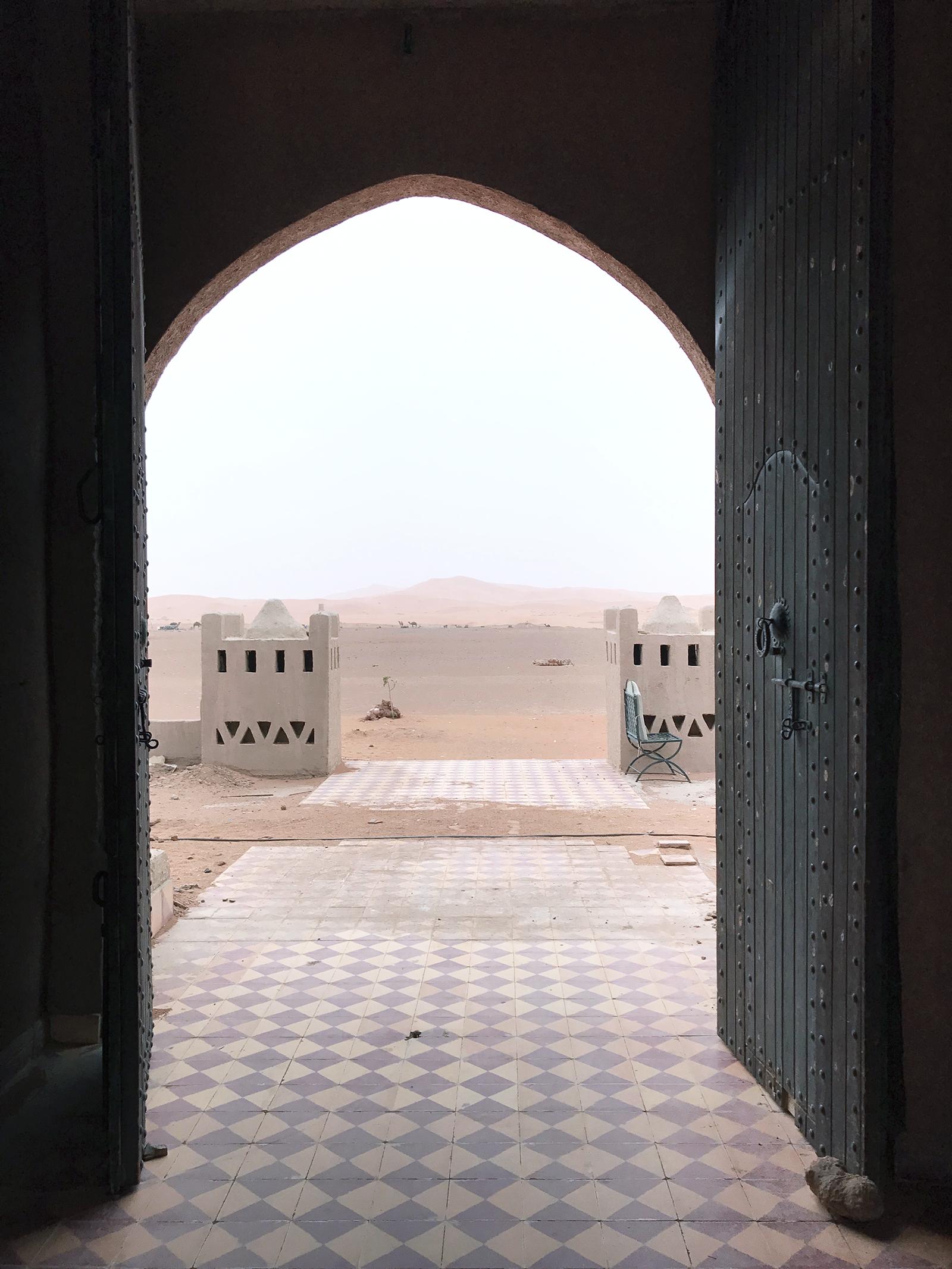 Endless Sahara Desert | Merzouga, Morocco