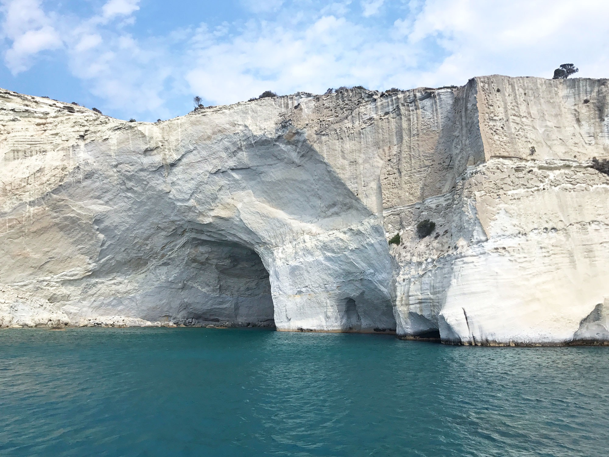 Kleftiko beach | Top 17 beaches on Milos, Greece