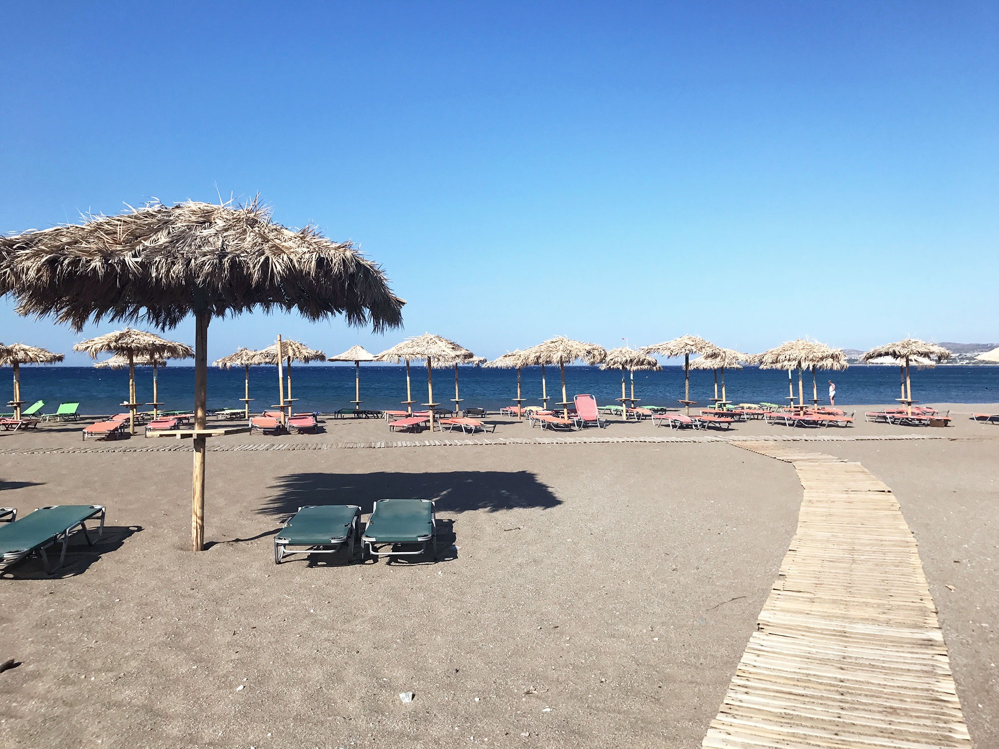 Palaeochora beach | Top 8 Experiences from Road Tripping Crete, Greece