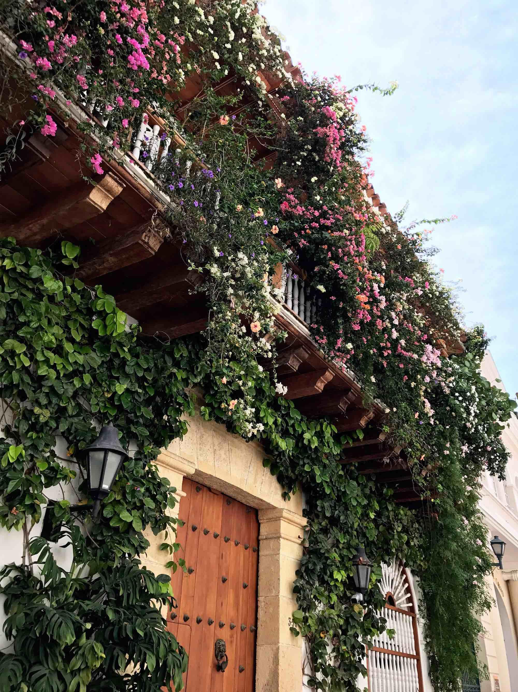 pictures of Cartagena, Colombia | Doors and Door Knockers of Cartagena, Colombia