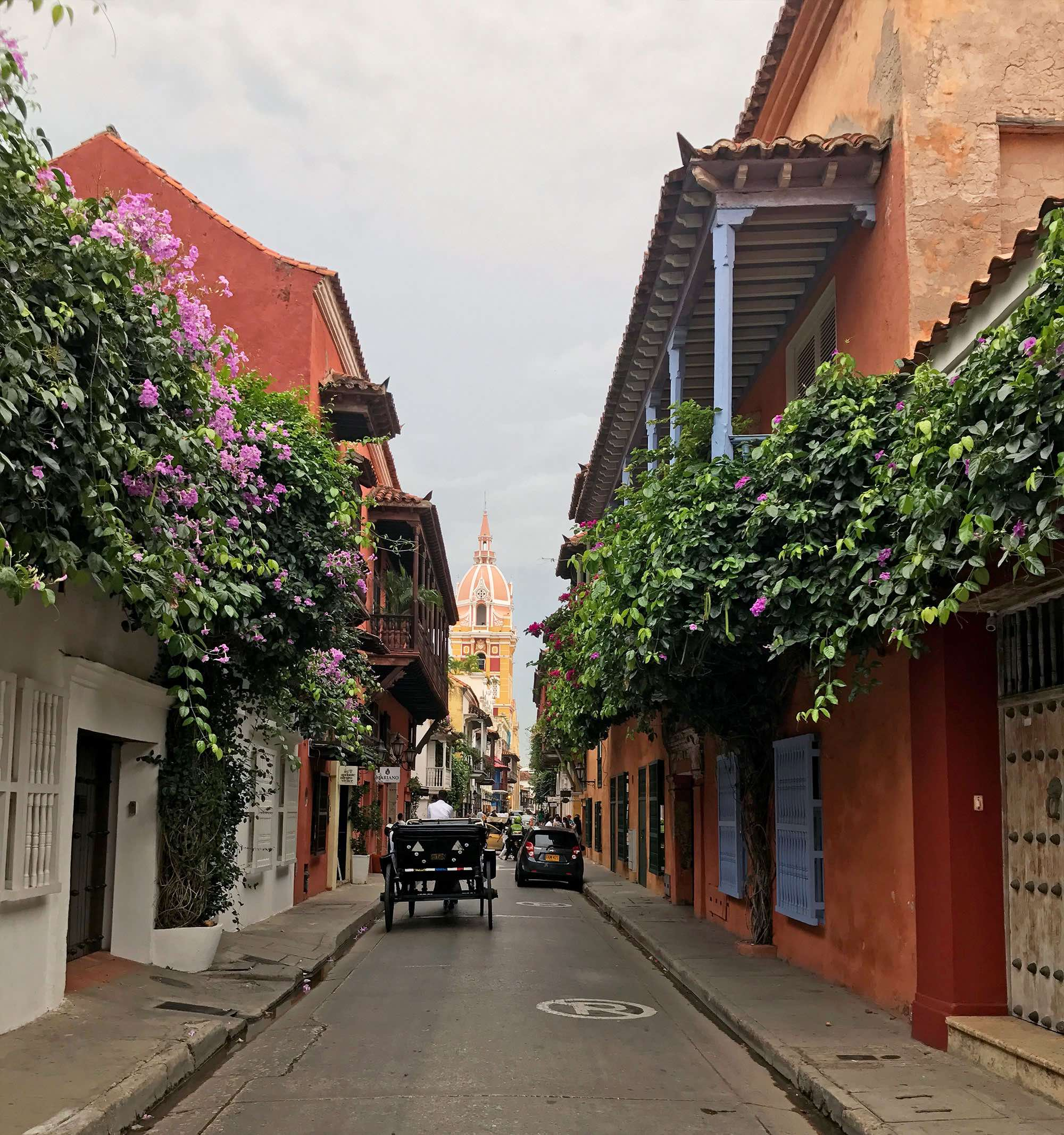 pictures of Cartagena, Colombia | Cartagena Cathedral