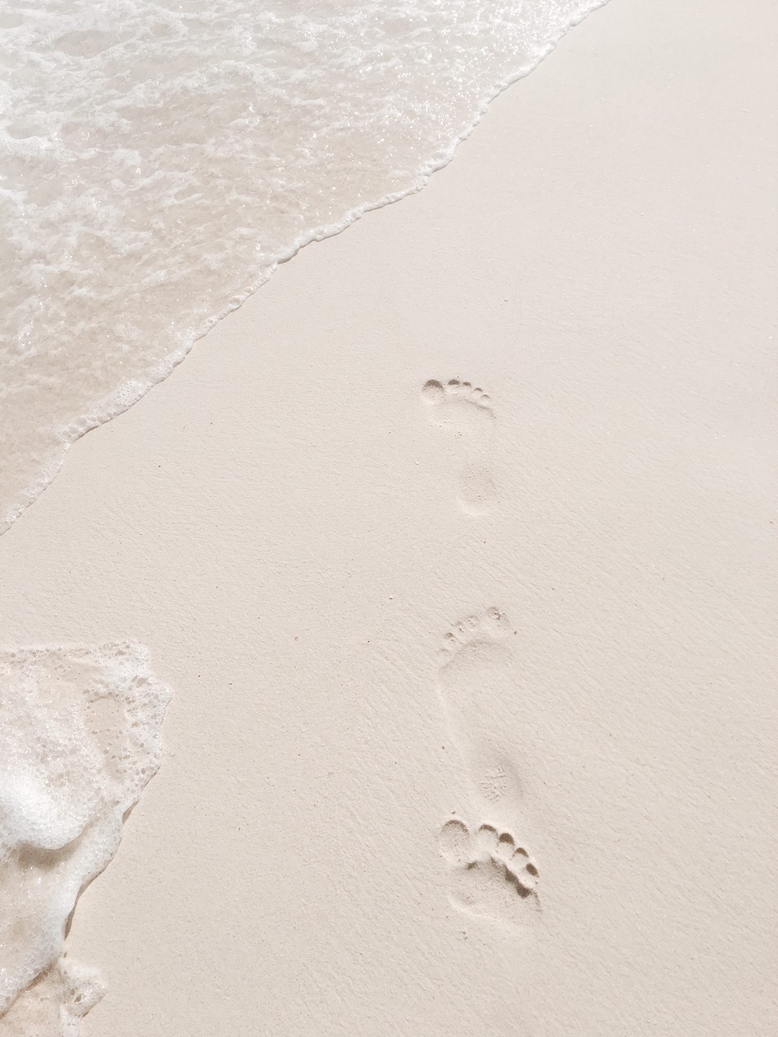 Toes in the Water   Aruba