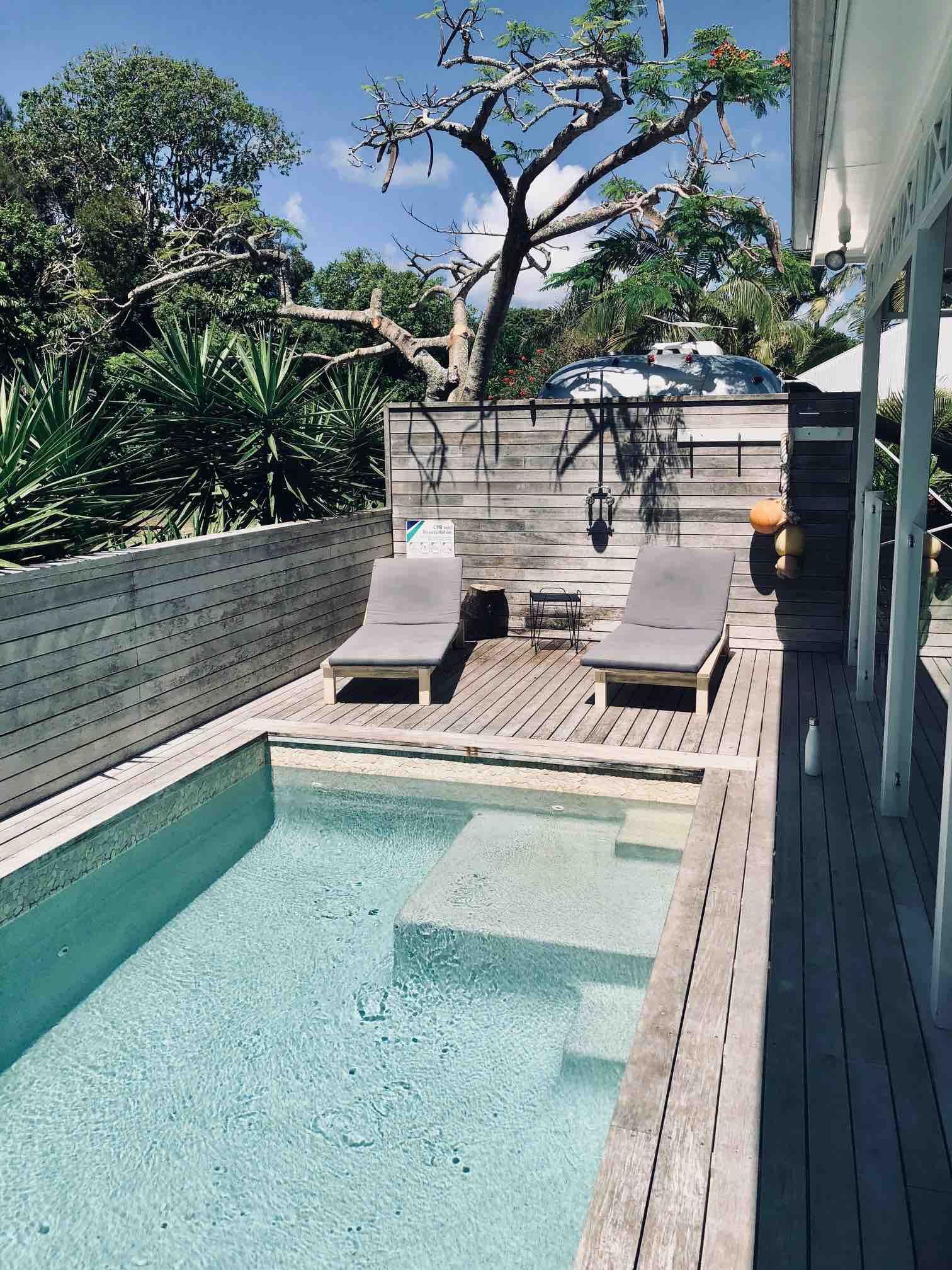 Plung Pool | The Atlantic Byron Bay