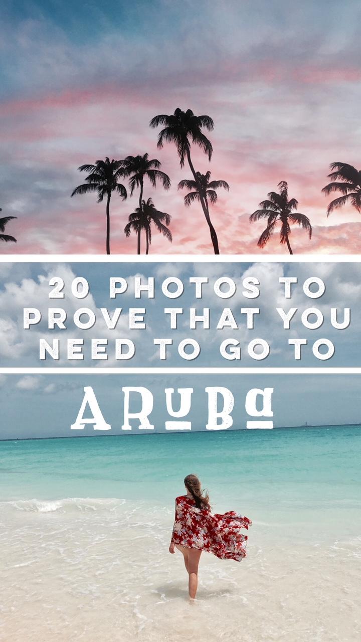 20 Photos to Prove Why You Need to Go to Aruba