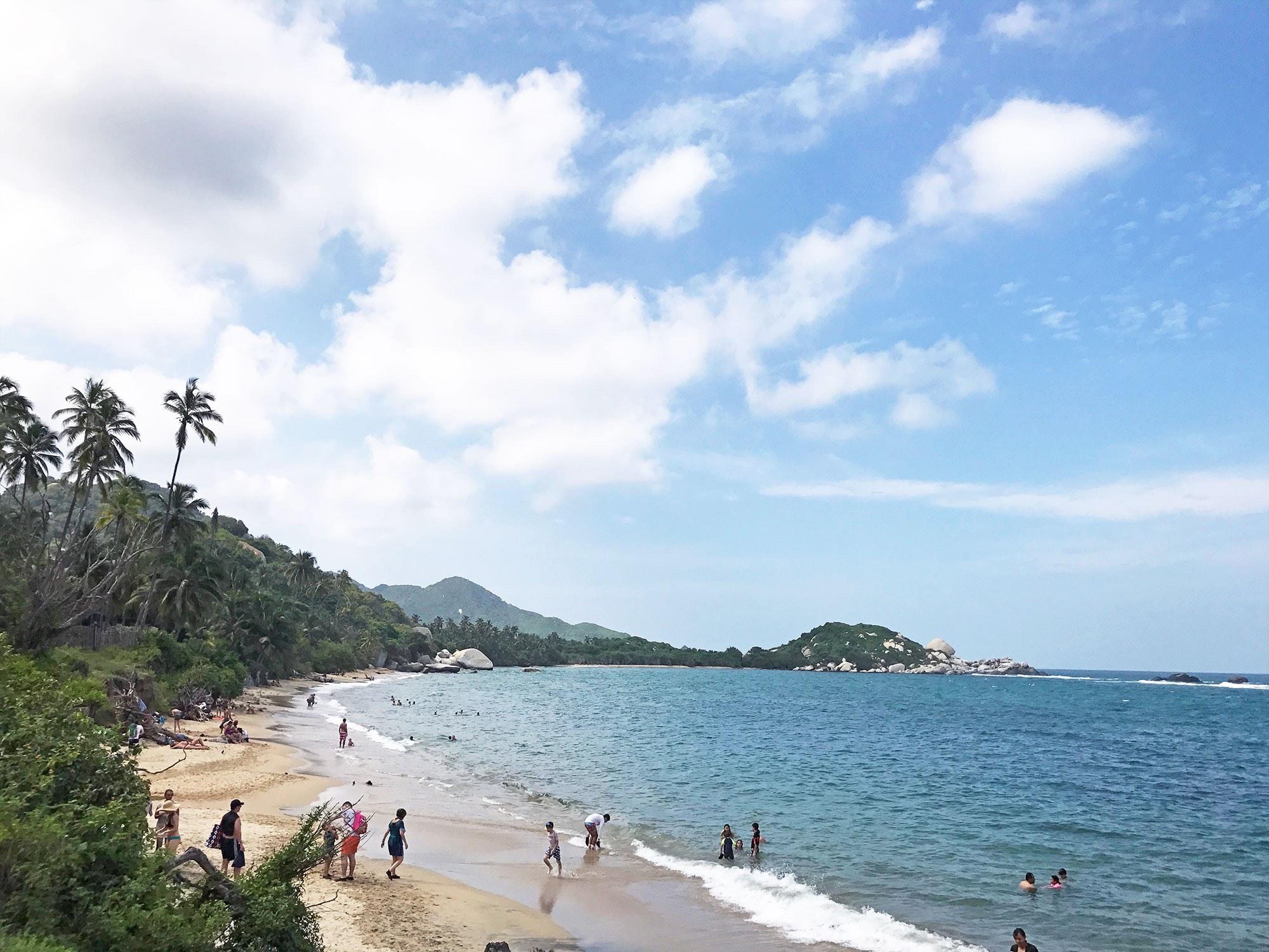 La Piscina Beach