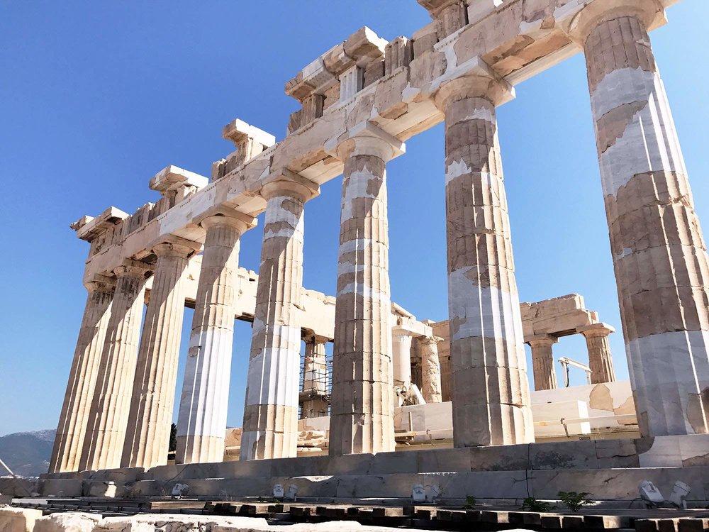Acropolis | Athens, Greece