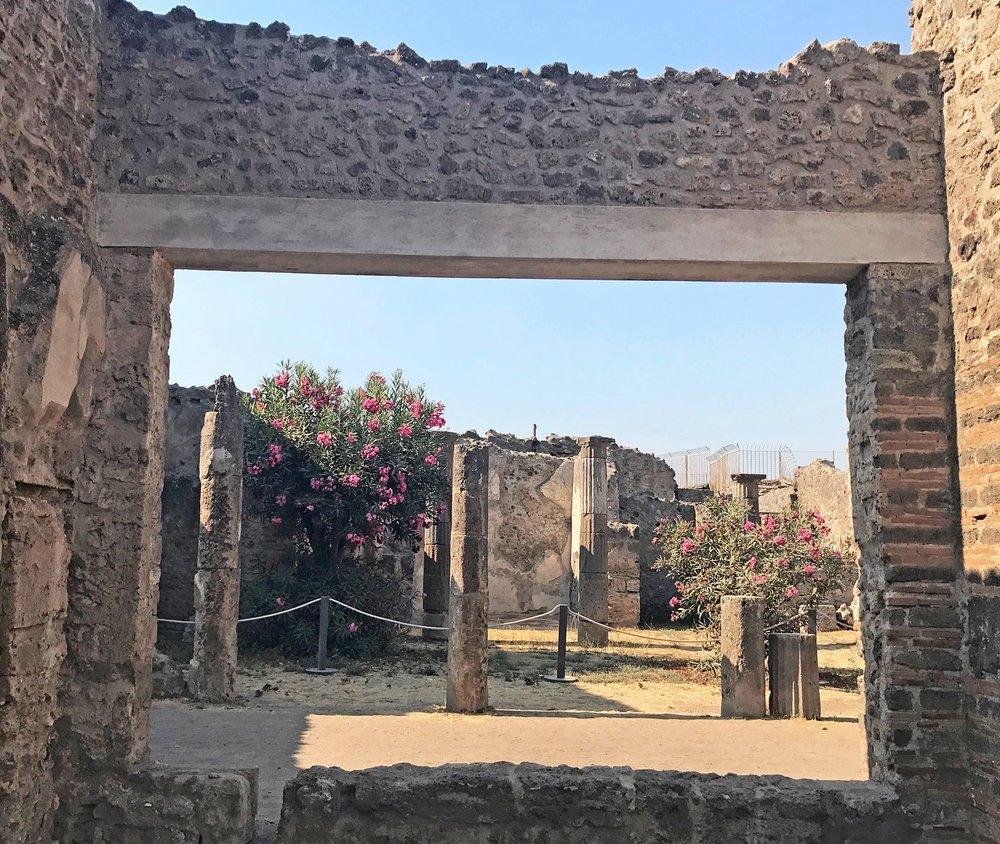 UNESCO World Heritage Site | Pompei, Italy