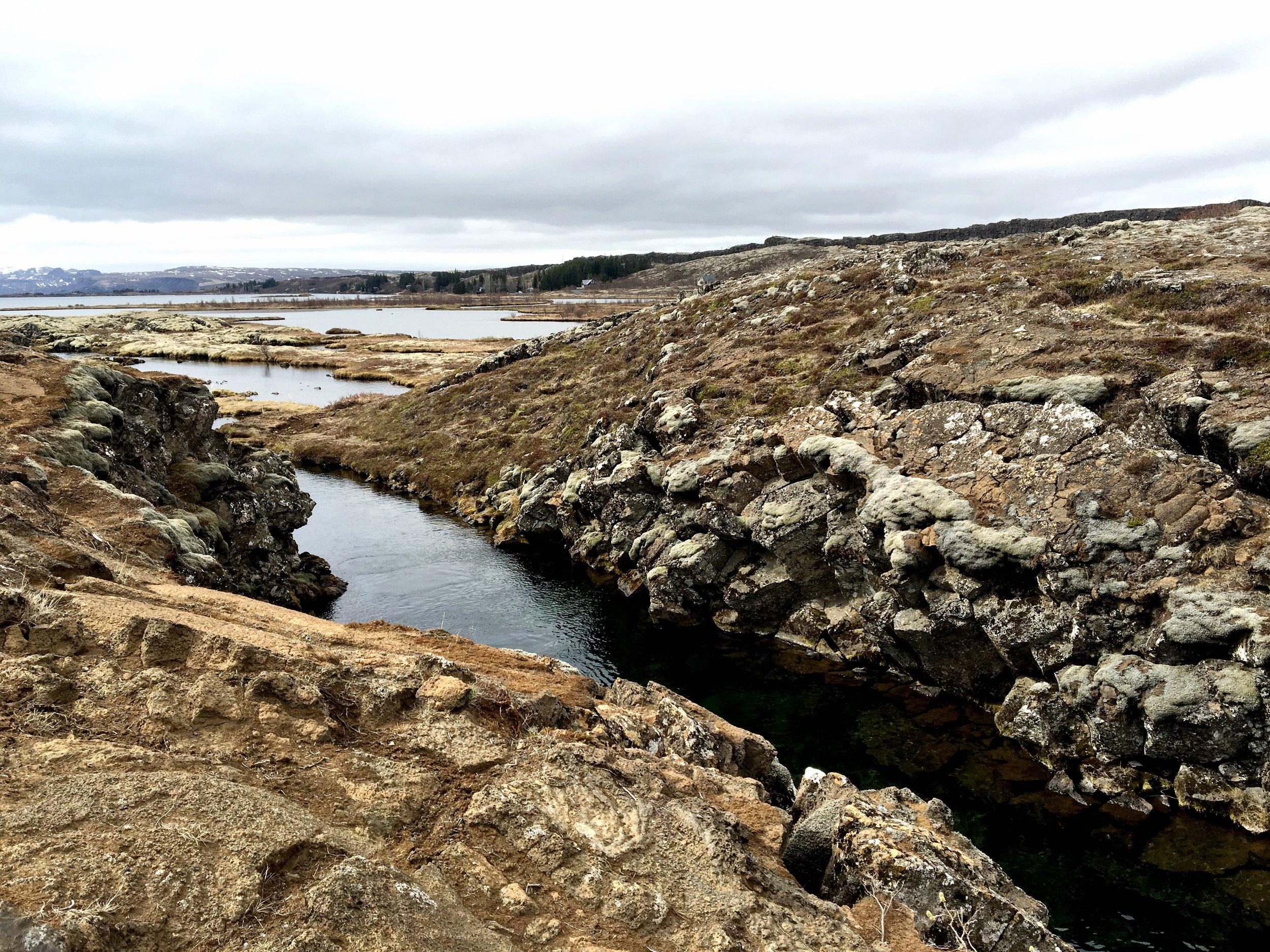UNESCO World Heritage Site| Thingvellir National Park