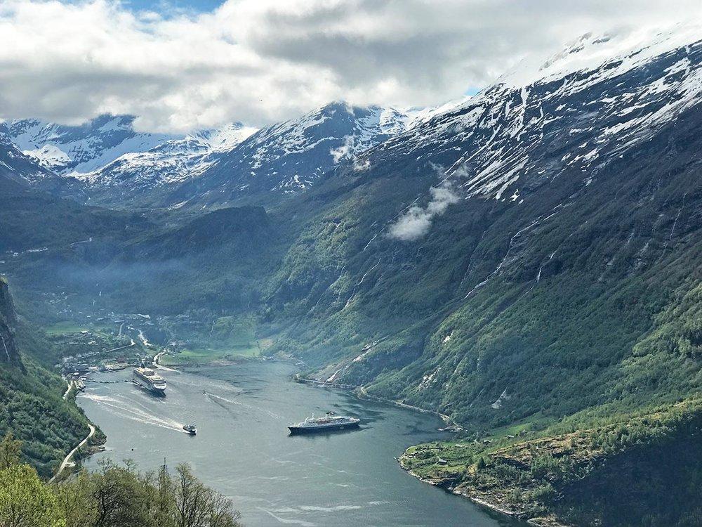 UNESCO World Heritage Sitte | Norway Fjords