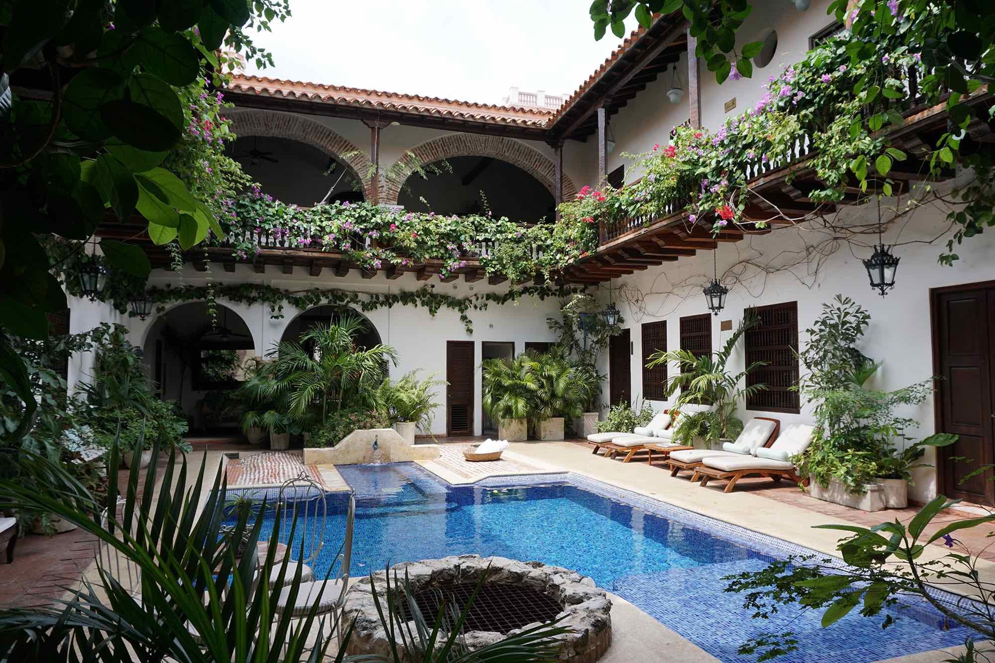 Cartagena Colombia hotel