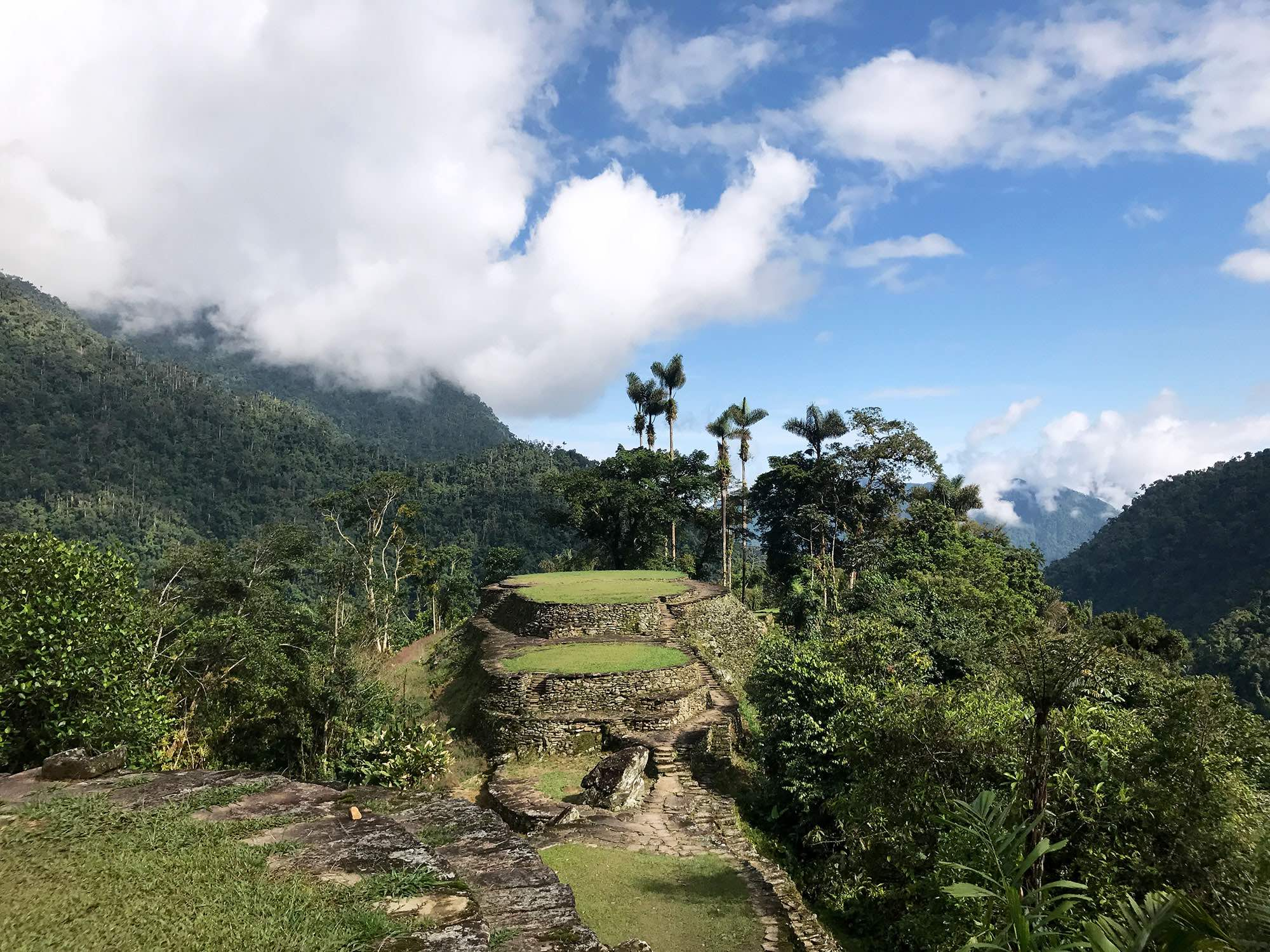 Lost City, Colombia