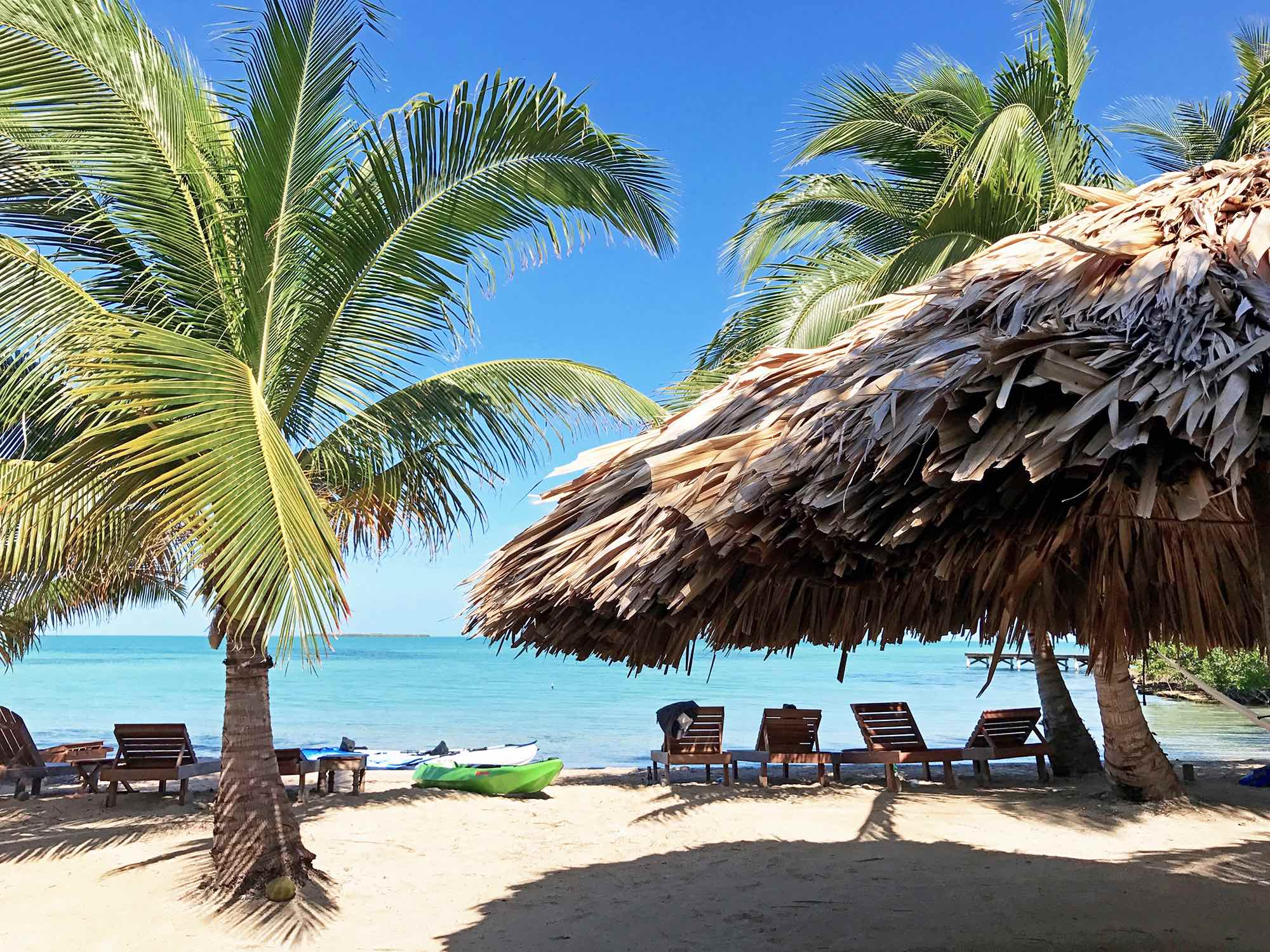 Secret Beach | Ambergris Caye, Belize